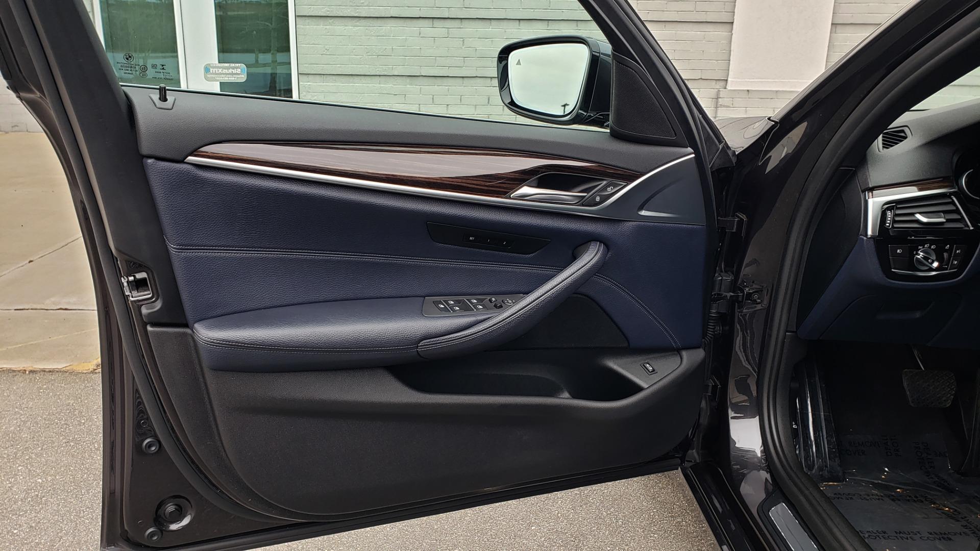 Used 2017 BMW 5 SERIES 530IXDRIVE / PREM PKG / DRVR ASST PLUS / CLD WTHR / APPLE CARPLAY for sale Sold at Formula Imports in Charlotte NC 28227 29