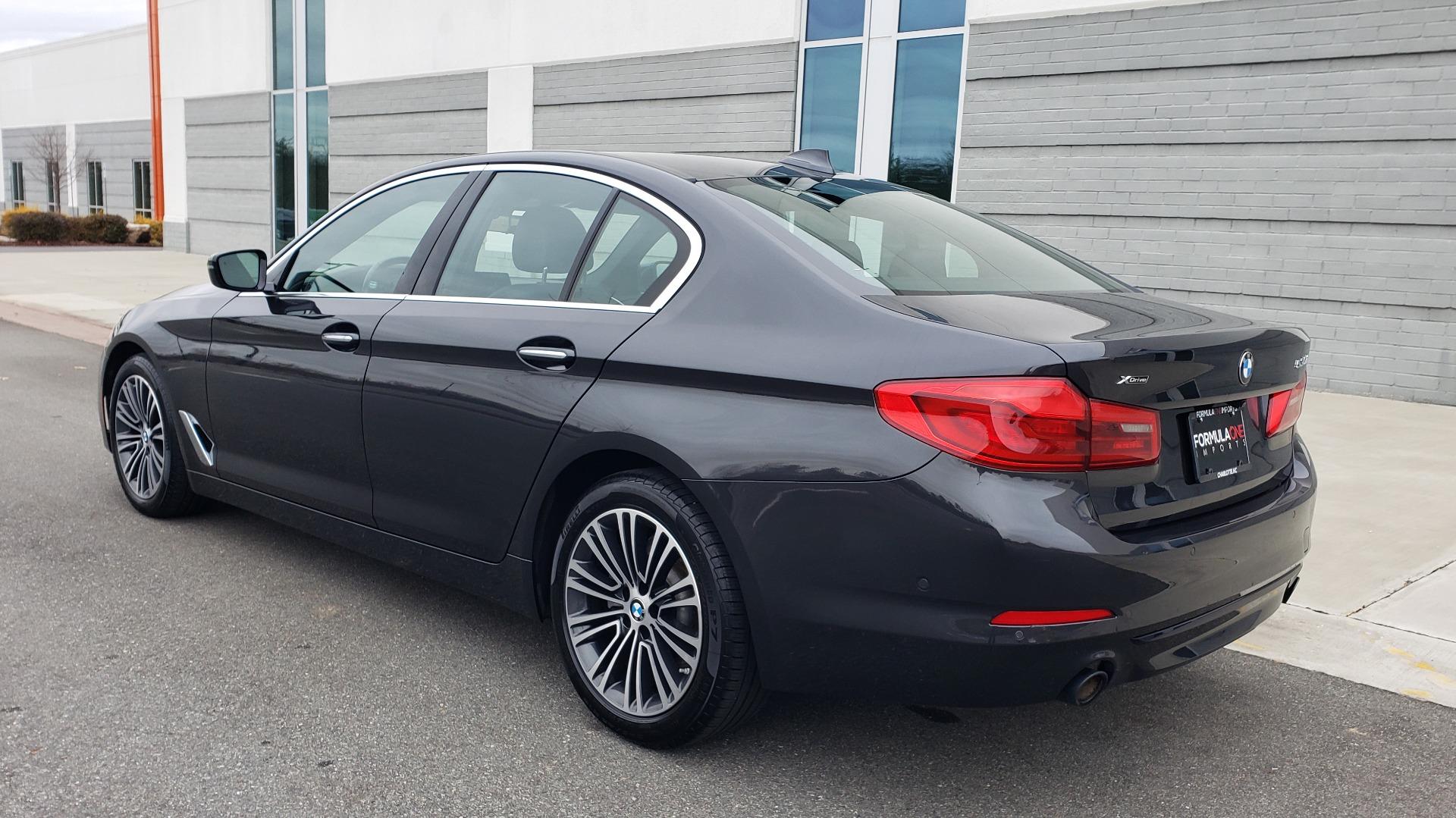 Used 2017 BMW 5 SERIES 530IXDRIVE / PREM PKG / DRVR ASST PLUS / CLD WTHR / APPLE CARPLAY for sale Sold at Formula Imports in Charlotte NC 28227 3