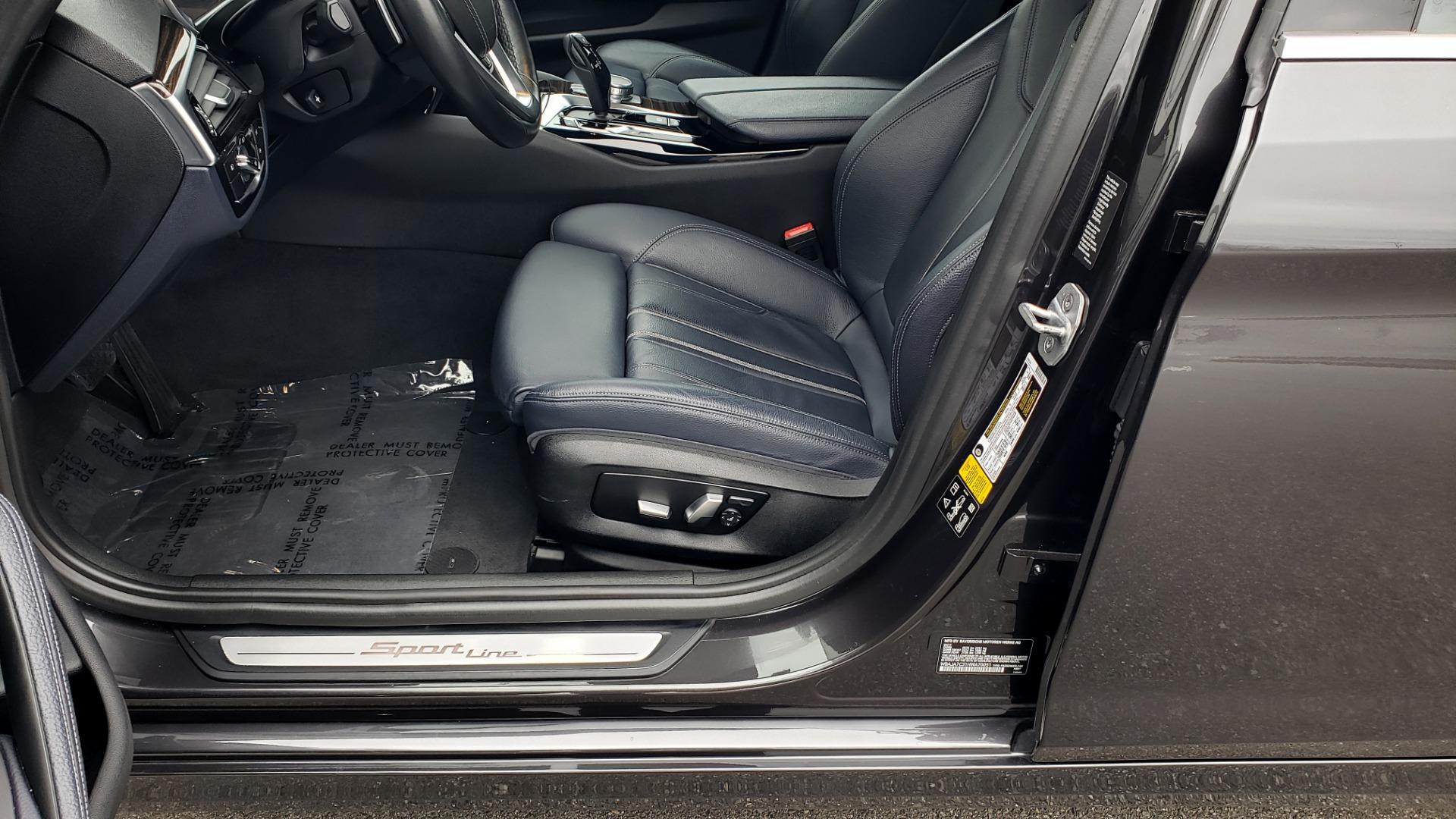 Used 2017 BMW 5 SERIES 530IXDRIVE / PREM PKG / DRVR ASST PLUS / CLD WTHR / APPLE CARPLAY for sale Sold at Formula Imports in Charlotte NC 28227 33