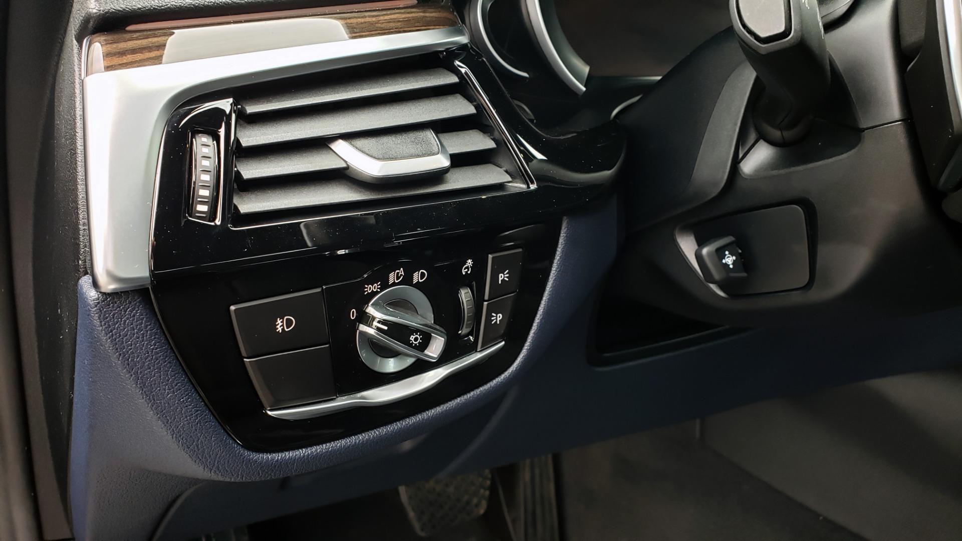 Used 2017 BMW 5 SERIES 530IXDRIVE / PREM PKG / DRVR ASST PLUS / CLD WTHR / APPLE CARPLAY for sale Sold at Formula Imports in Charlotte NC 28227 37