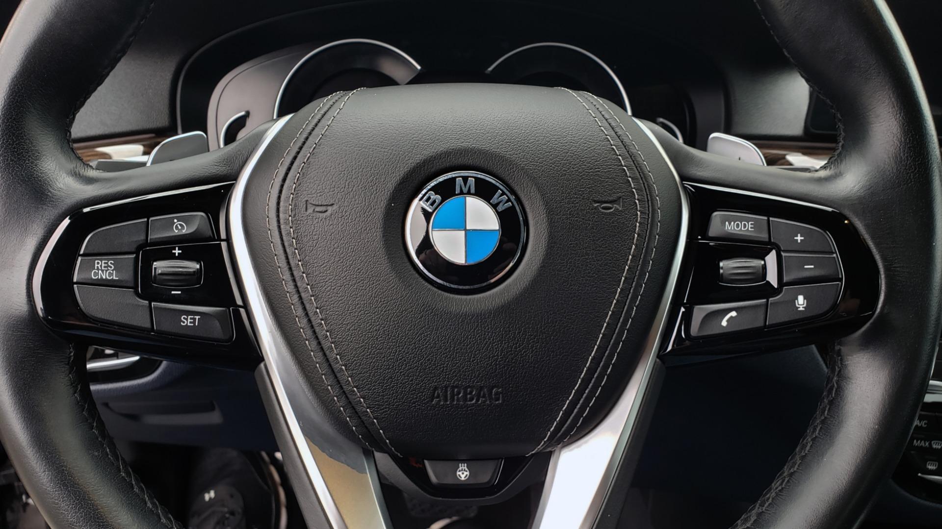 Used 2017 BMW 5 SERIES 530IXDRIVE / PREM PKG / DRVR ASST PLUS / CLD WTHR / APPLE CARPLAY for sale Sold at Formula Imports in Charlotte NC 28227 38
