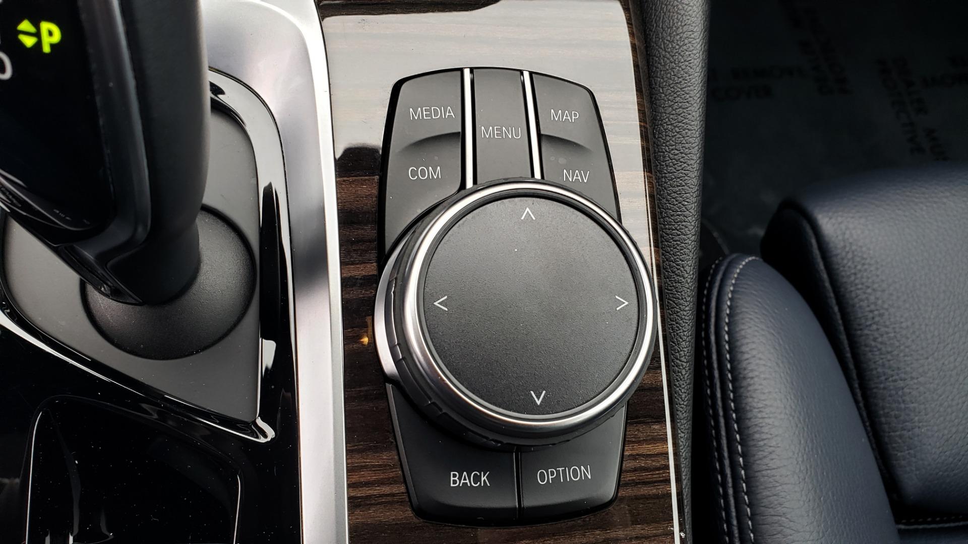 Used 2017 BMW 5 SERIES 530IXDRIVE / PREM PKG / DRVR ASST PLUS / CLD WTHR / APPLE CARPLAY for sale Sold at Formula Imports in Charlotte NC 28227 50