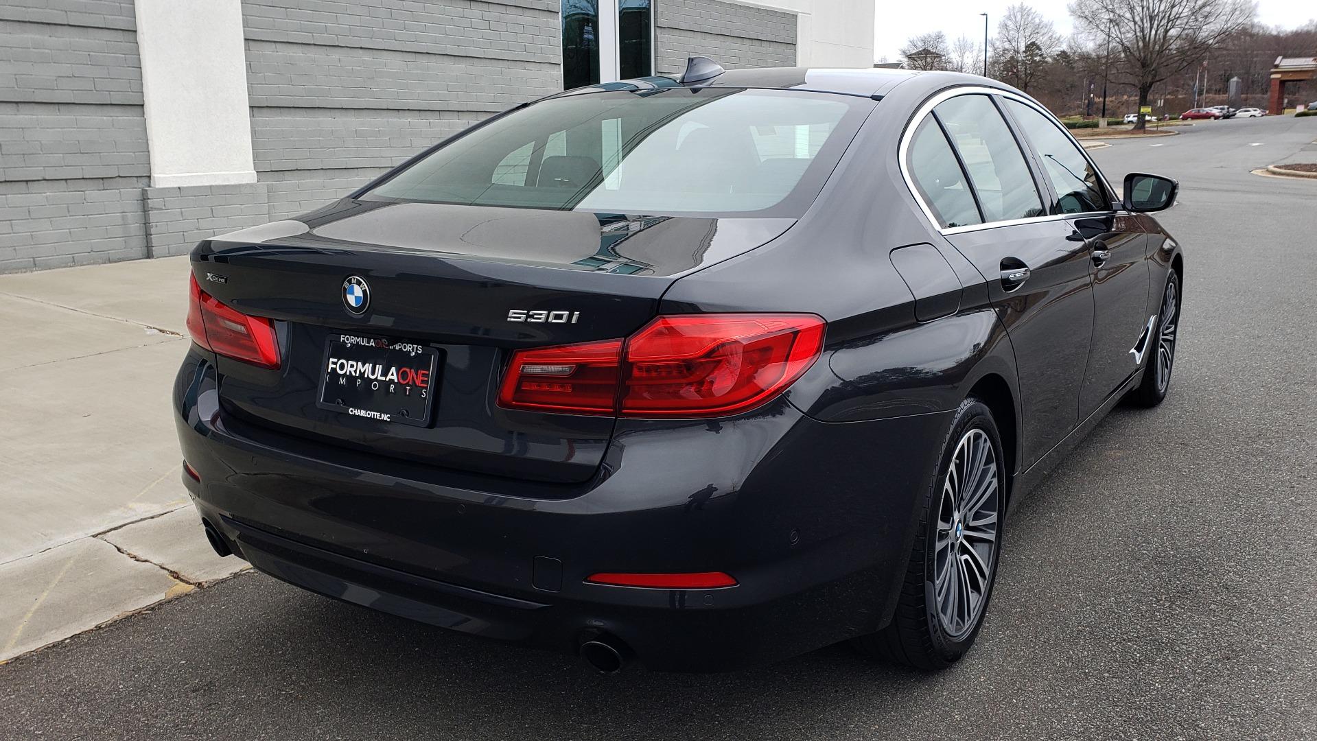Used 2017 BMW 5 SERIES 530IXDRIVE / PREM PKG / DRVR ASST PLUS / CLD WTHR / APPLE CARPLAY for sale Sold at Formula Imports in Charlotte NC 28227 6
