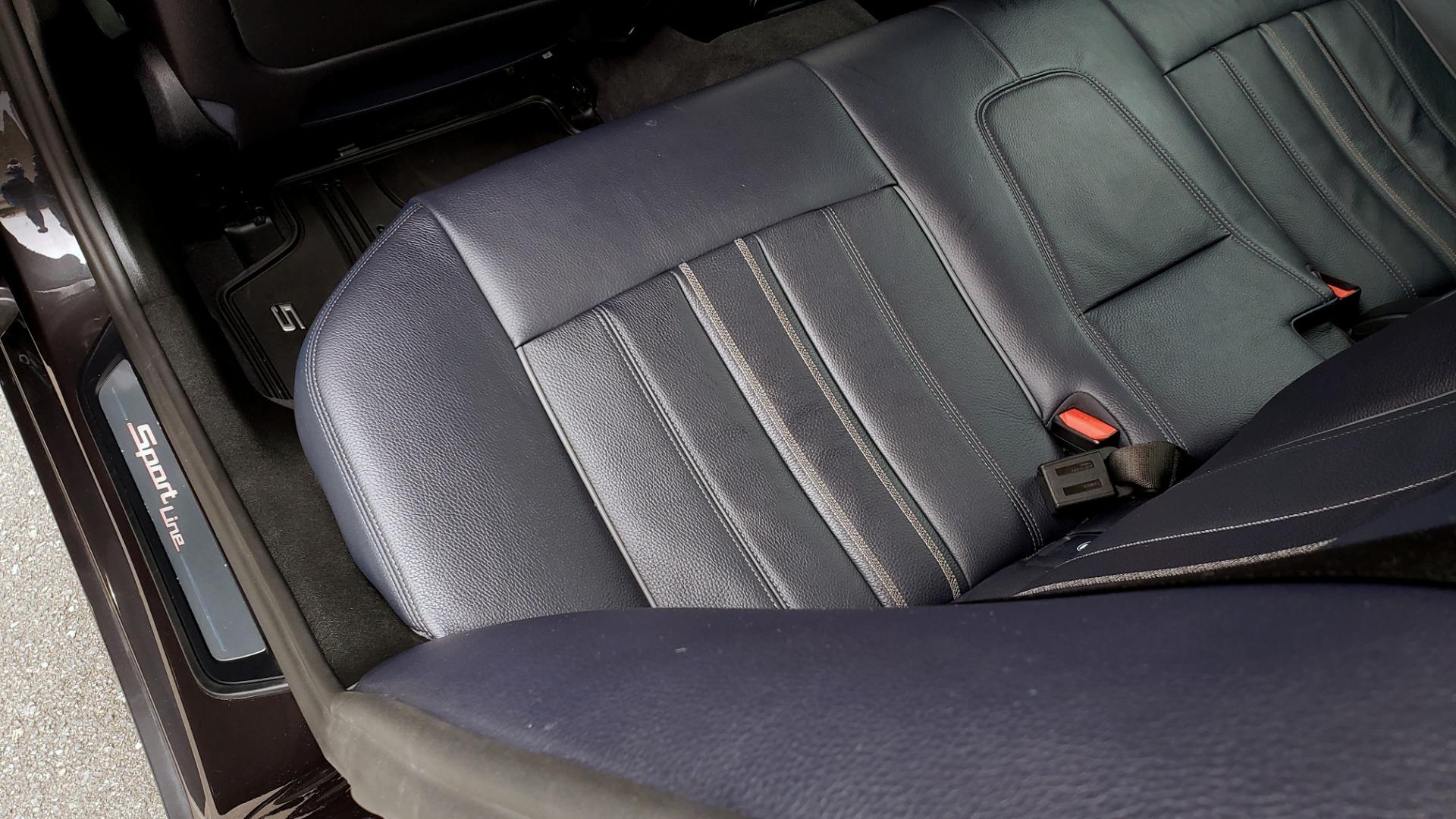 Used 2017 BMW 5 SERIES 530IXDRIVE / PREM PKG / DRVR ASST PLUS / CLD WTHR / APPLE CARPLAY for sale Sold at Formula Imports in Charlotte NC 28227 61