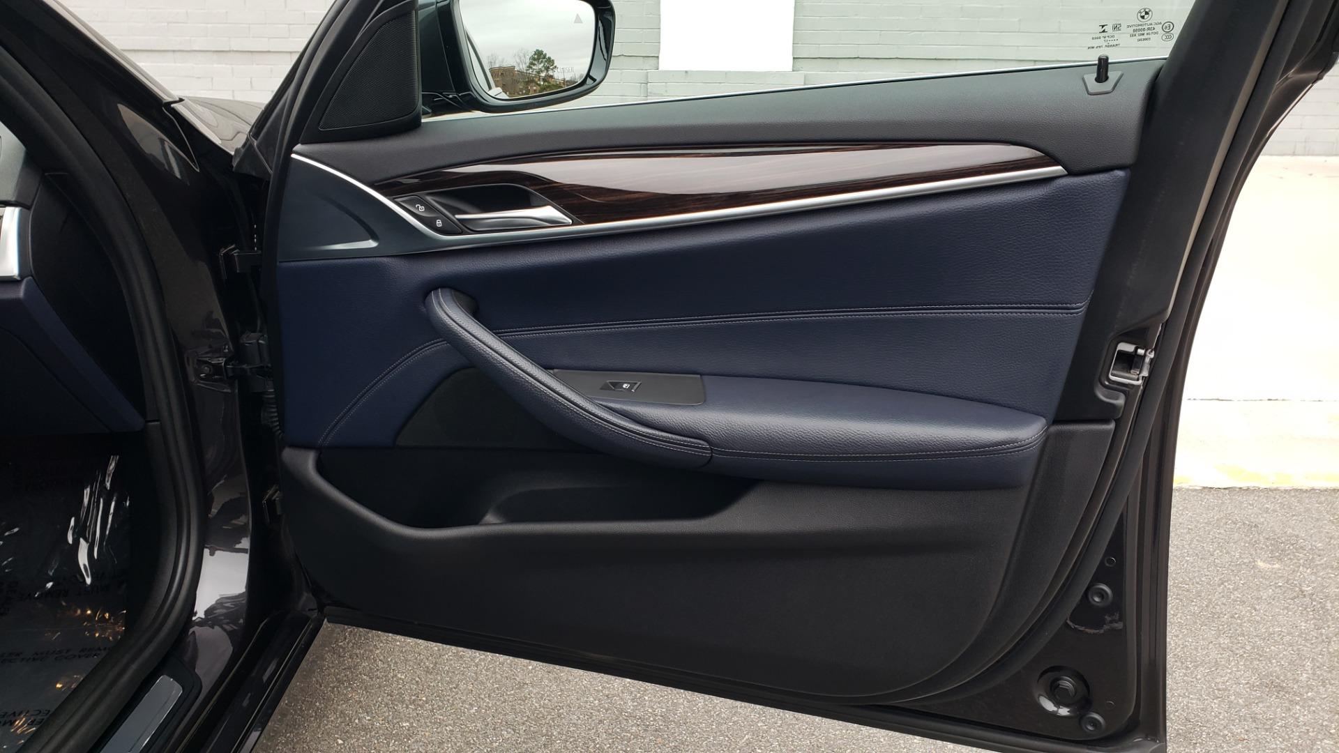 Used 2017 BMW 5 SERIES 530IXDRIVE / PREM PKG / DRVR ASST PLUS / CLD WTHR / APPLE CARPLAY for sale $30,595 at Formula Imports in Charlotte NC 28227 64