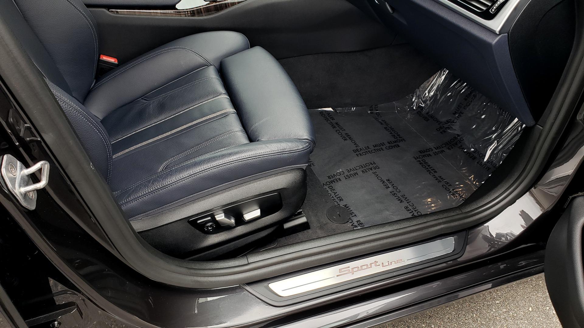 Used 2017 BMW 5 SERIES 530IXDRIVE / PREM PKG / DRVR ASST PLUS / CLD WTHR / APPLE CARPLAY for sale $30,595 at Formula Imports in Charlotte NC 28227 66