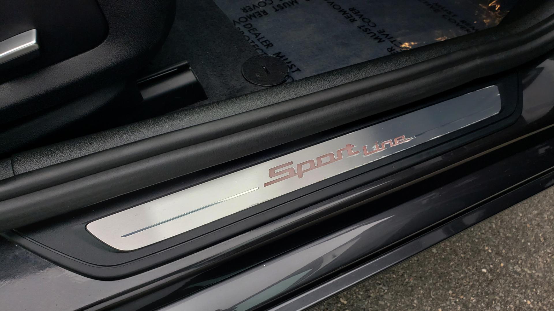 Used 2017 BMW 5 SERIES 530IXDRIVE / PREM PKG / DRVR ASST PLUS / CLD WTHR / APPLE CARPLAY for sale Sold at Formula Imports in Charlotte NC 28227 67