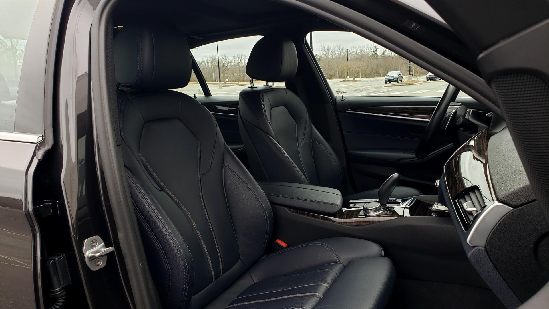 Used 2017 BMW 5 SERIES 530IXDRIVE / PREM PKG / DRVR ASST PLUS / CLD WTHR / APPLE CARPLAY for sale $30,595 at Formula Imports in Charlotte NC 28227 68