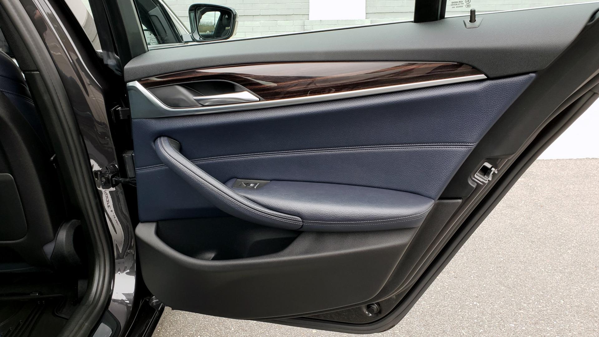 Used 2017 BMW 5 SERIES 530IXDRIVE / PREM PKG / DRVR ASST PLUS / CLD WTHR / APPLE CARPLAY for sale $30,595 at Formula Imports in Charlotte NC 28227 70