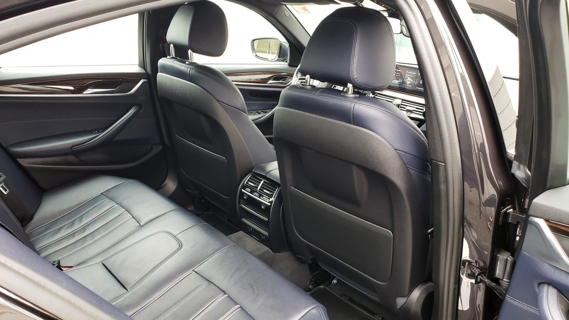 Used 2017 BMW 5 SERIES 530IXDRIVE / PREM PKG / DRVR ASST PLUS / CLD WTHR / APPLE CARPLAY for sale Sold at Formula Imports in Charlotte NC 28227 75