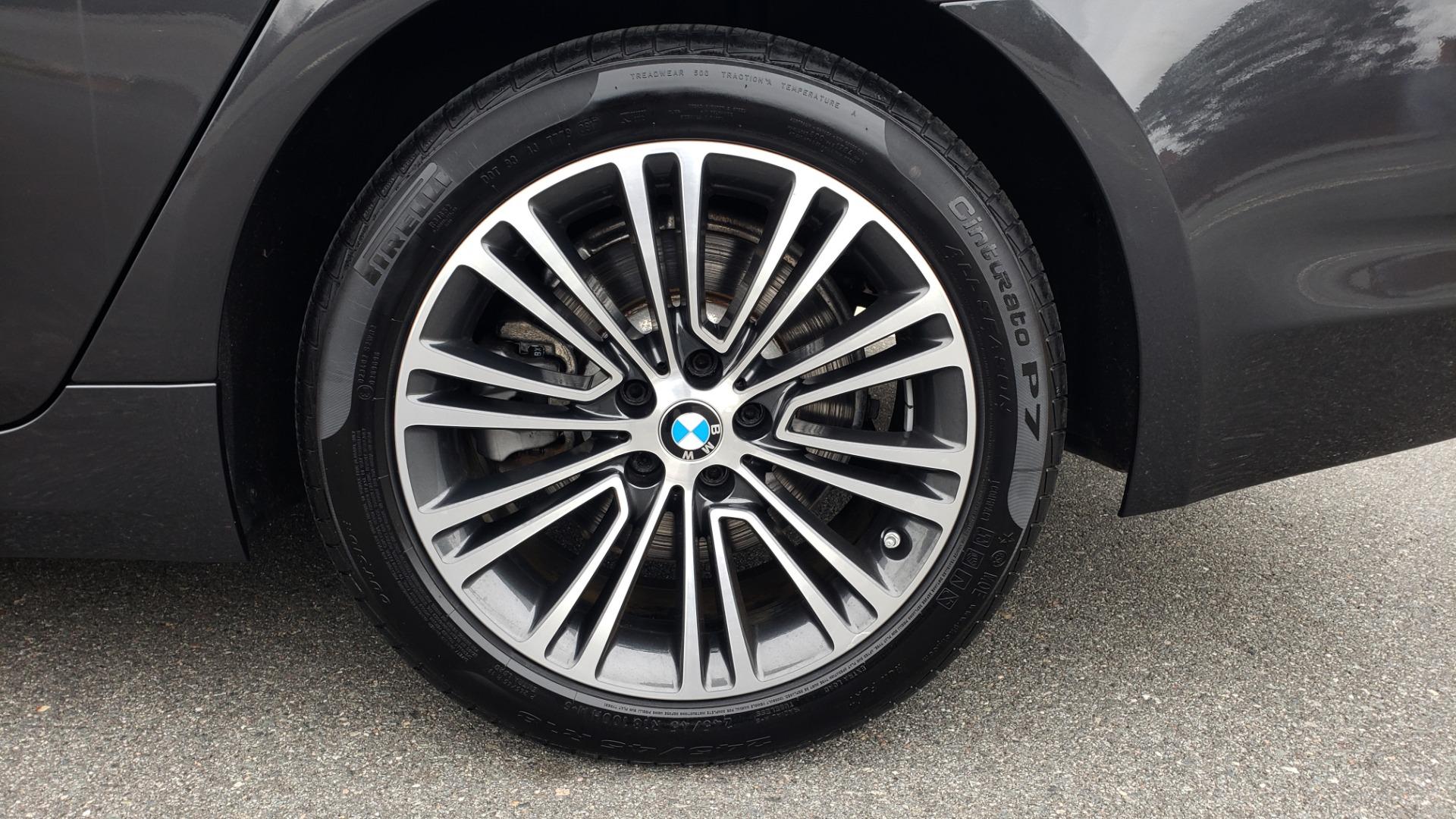 Used 2017 BMW 5 SERIES 530IXDRIVE / PREM PKG / DRVR ASST PLUS / CLD WTHR / APPLE CARPLAY for sale Sold at Formula Imports in Charlotte NC 28227 80