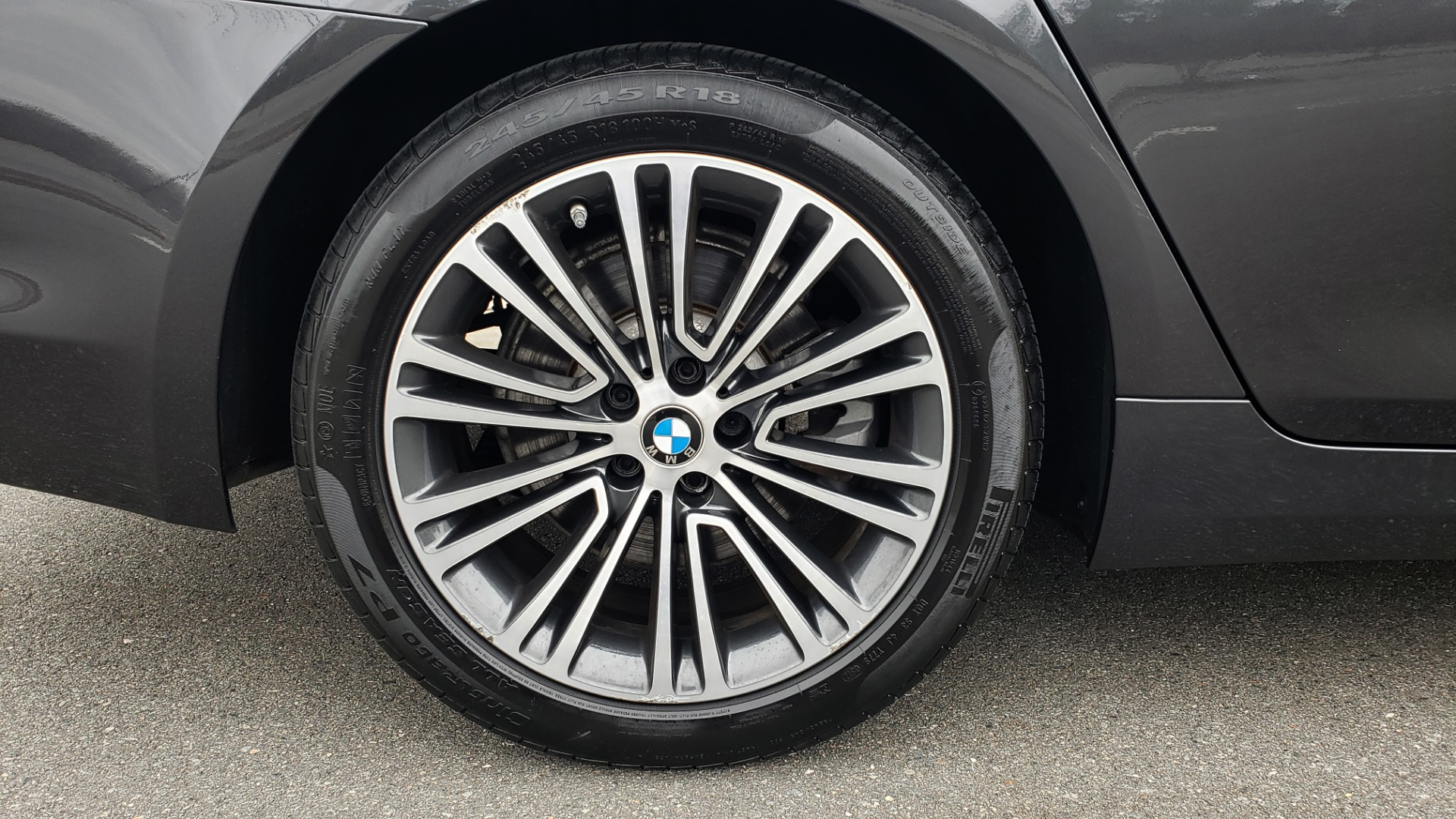 Used 2017 BMW 5 SERIES 530IXDRIVE / PREM PKG / DRVR ASST PLUS / CLD WTHR / APPLE CARPLAY for sale Sold at Formula Imports in Charlotte NC 28227 81