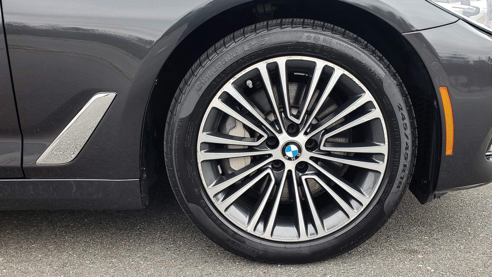 Used 2017 BMW 5 SERIES 530IXDRIVE / PREM PKG / DRVR ASST PLUS / CLD WTHR / APPLE CARPLAY for sale Sold at Formula Imports in Charlotte NC 28227 82