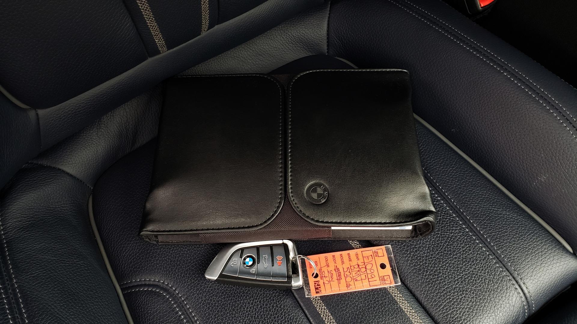 Used 2017 BMW 5 SERIES 530IXDRIVE / PREM PKG / DRVR ASST PLUS / CLD WTHR / APPLE CARPLAY for sale $30,595 at Formula Imports in Charlotte NC 28227 89