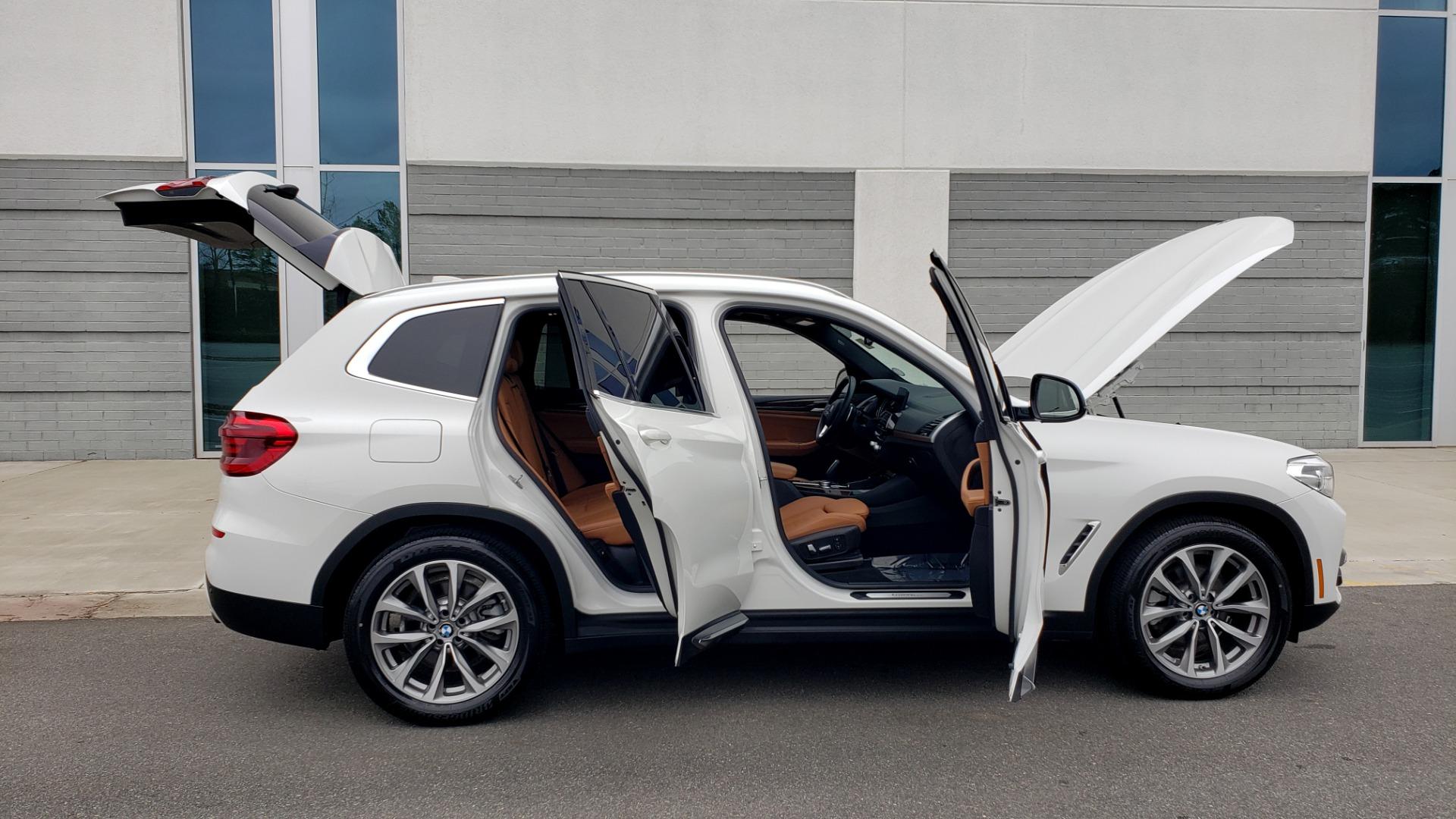Used 2018 BMW X3 XDRIVE30I / LUX PKG / PREM PKG / CONV PKG / PDC / APPLE CARPLAY for sale Sold at Formula Imports in Charlotte NC 28227 12