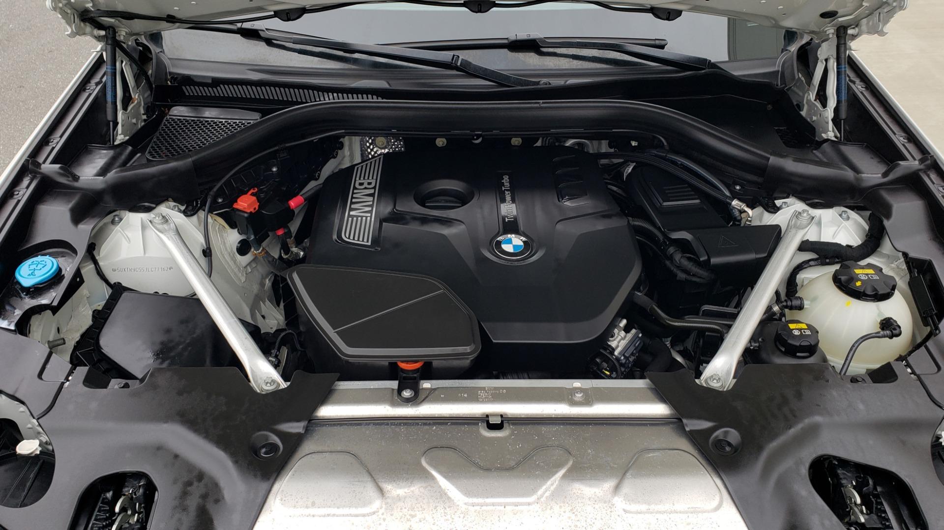 Used 2018 BMW X3 XDRIVE30I / LUX PKG / PREM PKG / CONV PKG / PDC / APPLE CARPLAY for sale Sold at Formula Imports in Charlotte NC 28227 13