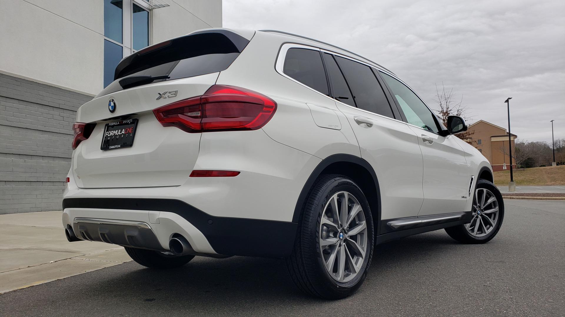Used 2018 BMW X3 XDRIVE30I / LUX PKG / PREM PKG / CONV PKG / PDC / APPLE CARPLAY for sale Sold at Formula Imports in Charlotte NC 28227 2