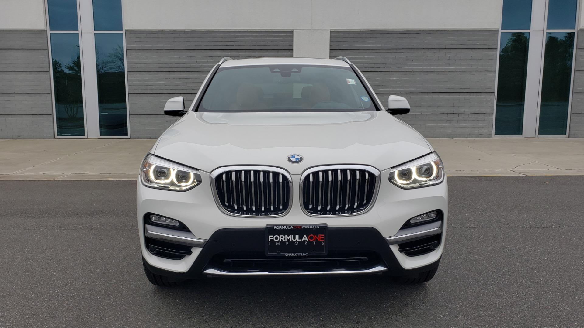 Used 2018 BMW X3 XDRIVE30I / LUX PKG / PREM PKG / CONV PKG / PDC / APPLE CARPLAY for sale Sold at Formula Imports in Charlotte NC 28227 22