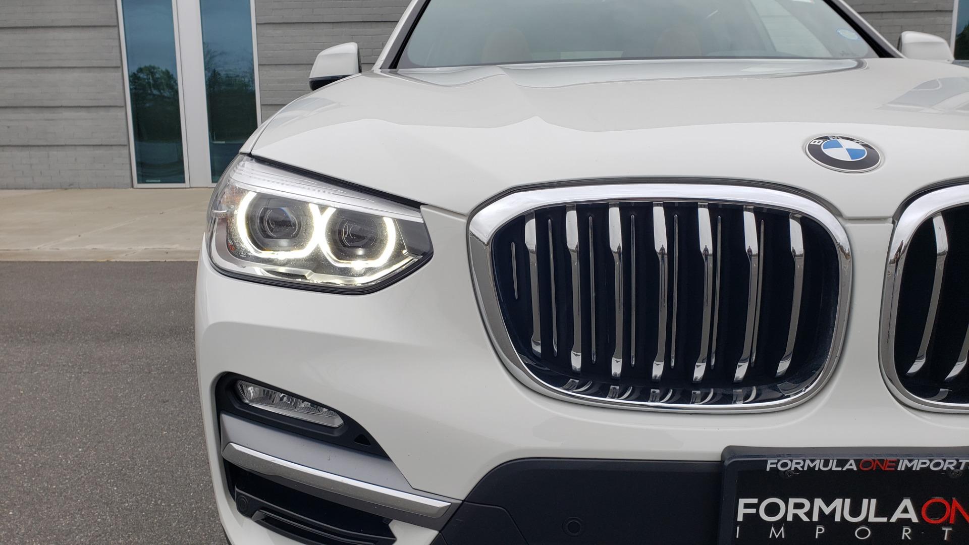 Used 2018 BMW X3 XDRIVE30I / LUX PKG / PREM PKG / CONV PKG / PDC / APPLE CARPLAY for sale Sold at Formula Imports in Charlotte NC 28227 23
