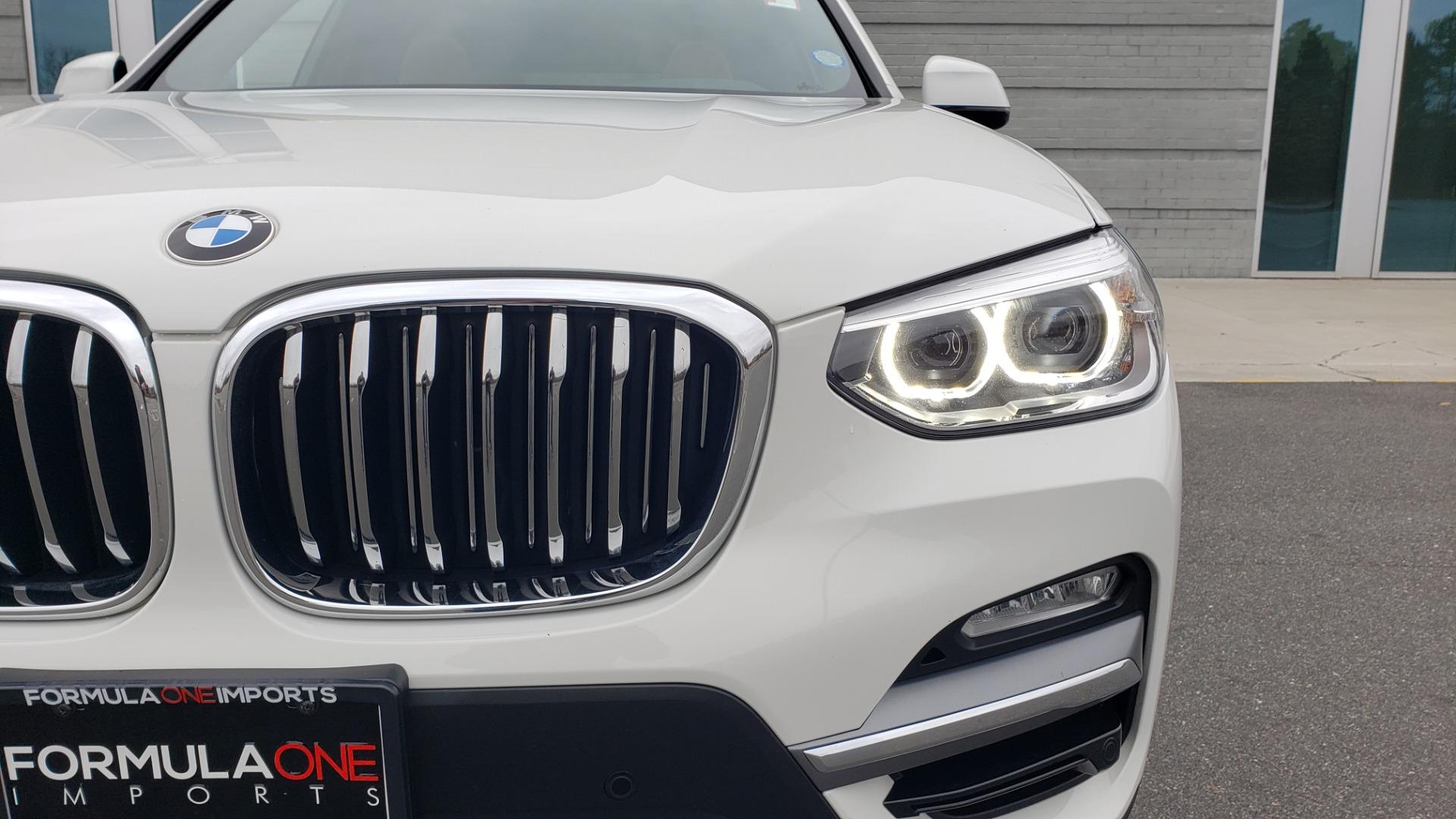 Used 2018 BMW X3 XDRIVE30I / LUX PKG / PREM PKG / CONV PKG / PDC / APPLE CARPLAY for sale Sold at Formula Imports in Charlotte NC 28227 24