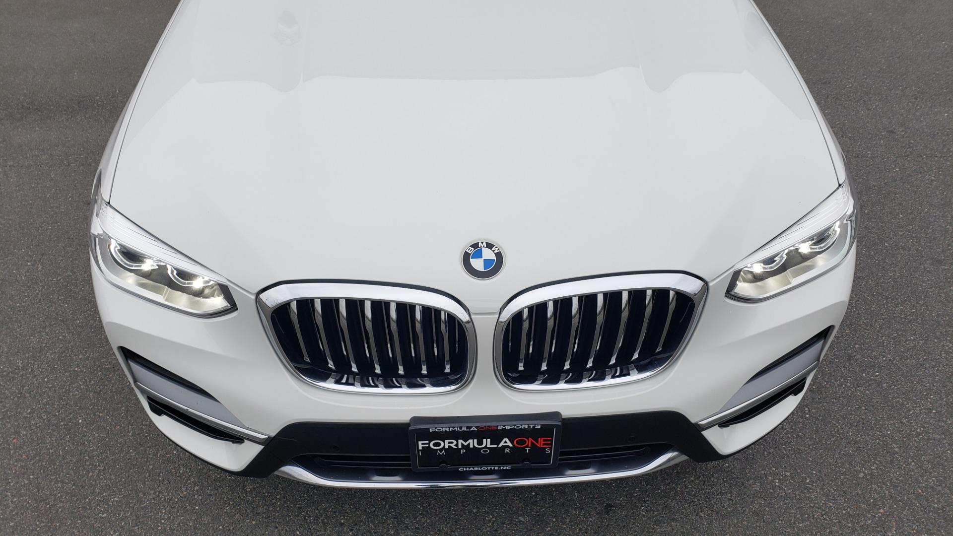 Used 2018 BMW X3 XDRIVE30I / LUX PKG / PREM PKG / CONV PKG / PDC / APPLE CARPLAY for sale Sold at Formula Imports in Charlotte NC 28227 25