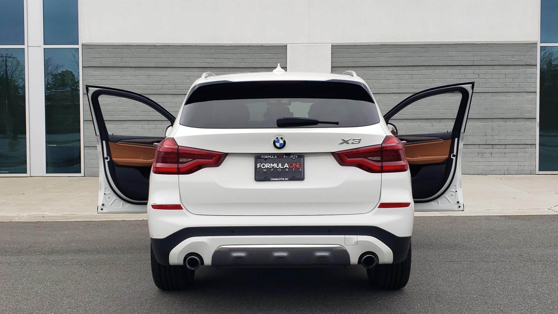 Used 2018 BMW X3 XDRIVE30I / LUX PKG / PREM PKG / CONV PKG / PDC / APPLE CARPLAY for sale Sold at Formula Imports in Charlotte NC 28227 29