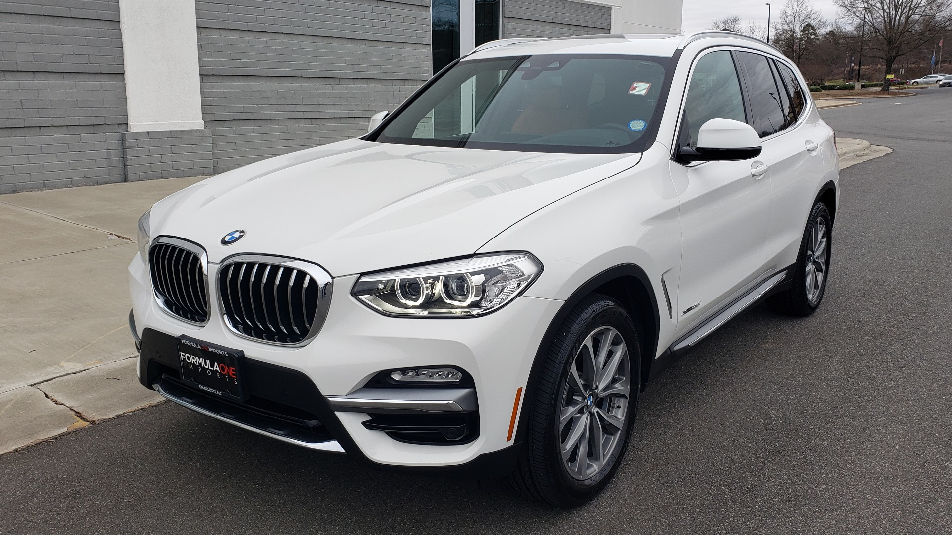 Used 2018 BMW X3 XDRIVE30I / LUX PKG / PREM PKG / CONV PKG / PDC / APPLE CARPLAY for sale Sold at Formula Imports in Charlotte NC 28227 3
