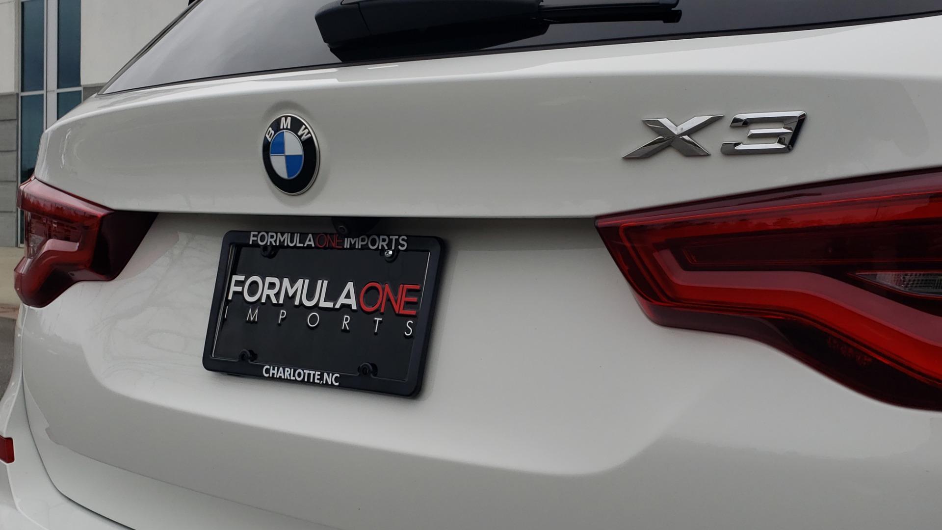 Used 2018 BMW X3 XDRIVE30I / LUX PKG / PREM PKG / CONV PKG / PDC / APPLE CARPLAY for sale Sold at Formula Imports in Charlotte NC 28227 32