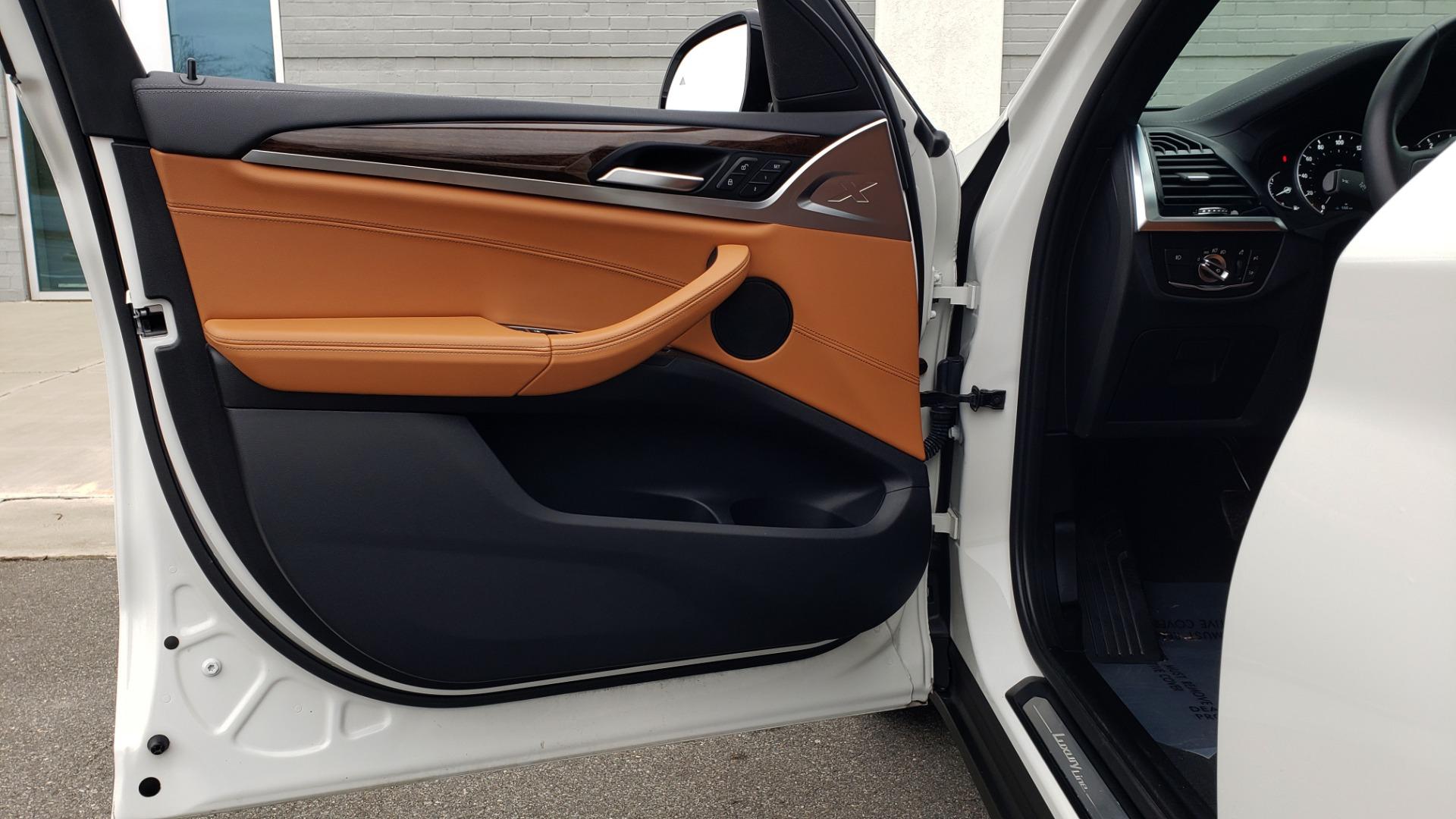Used 2018 BMW X3 XDRIVE30I / LUX PKG / PREM PKG / CONV PKG / PDC / APPLE CARPLAY for sale Sold at Formula Imports in Charlotte NC 28227 33