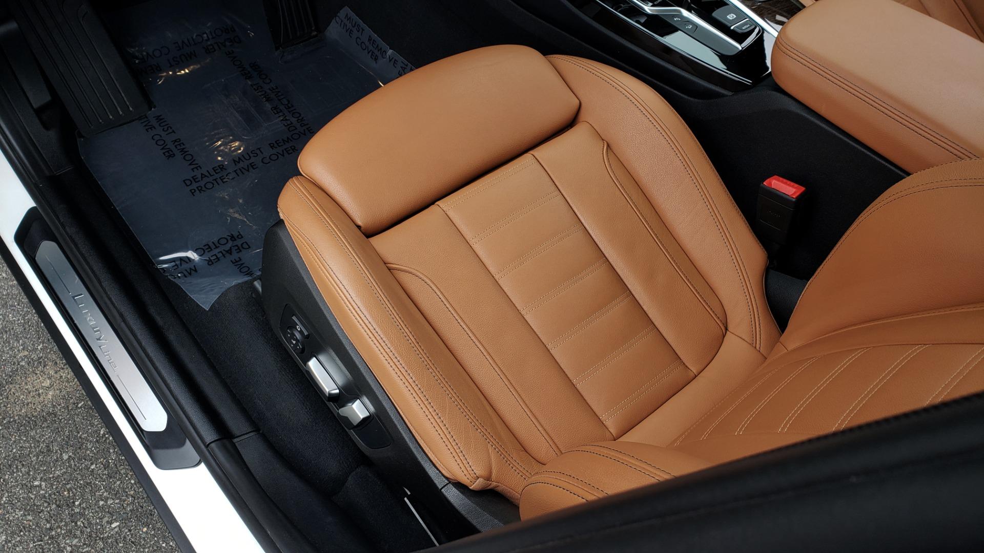 Used 2018 BMW X3 XDRIVE30I / LUX PKG / PREM PKG / CONV PKG / PDC / APPLE CARPLAY for sale Sold at Formula Imports in Charlotte NC 28227 36