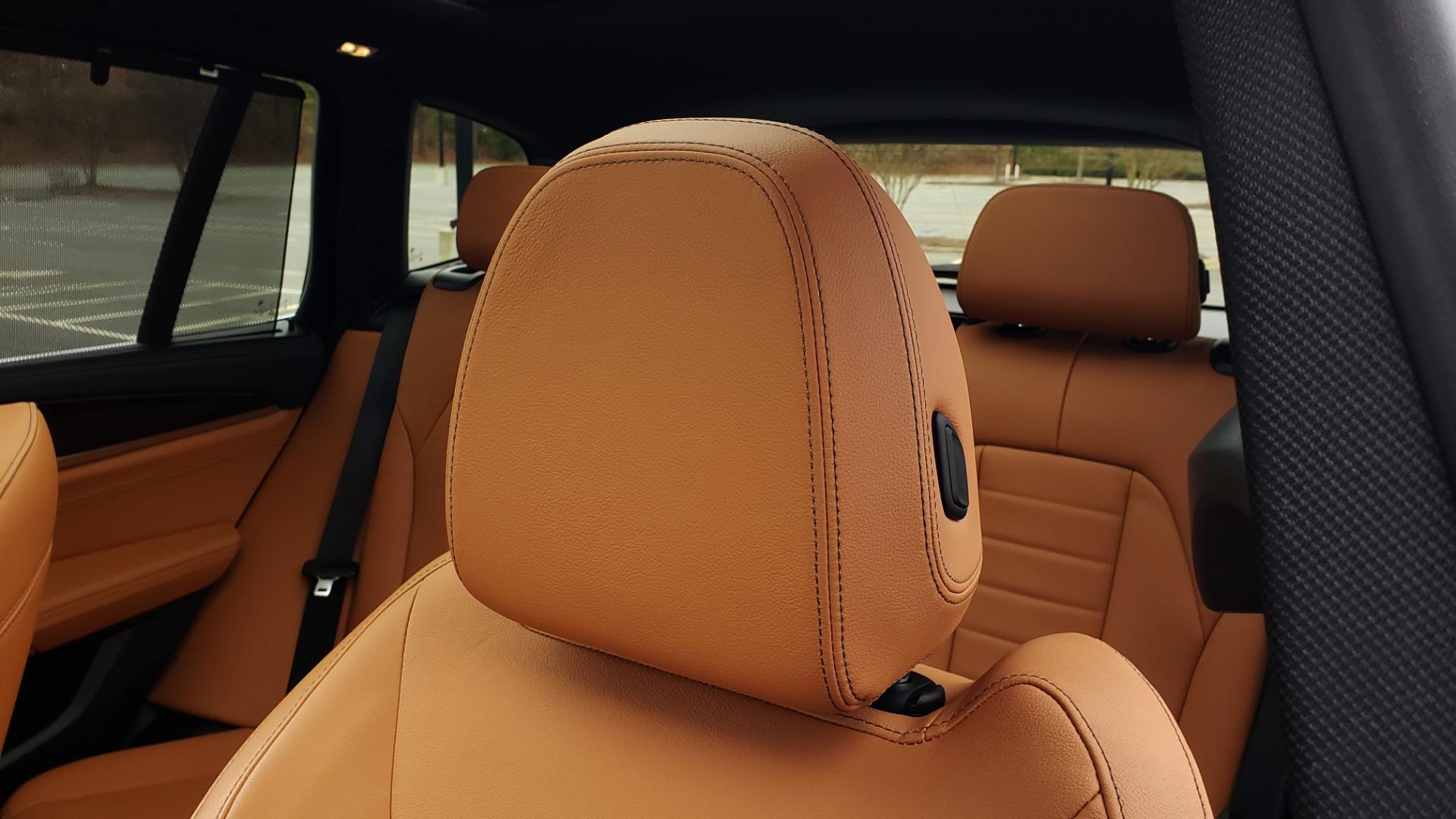 Used 2018 BMW X3 XDRIVE30I / LUX PKG / PREM PKG / CONV PKG / PDC / APPLE CARPLAY for sale Sold at Formula Imports in Charlotte NC 28227 39