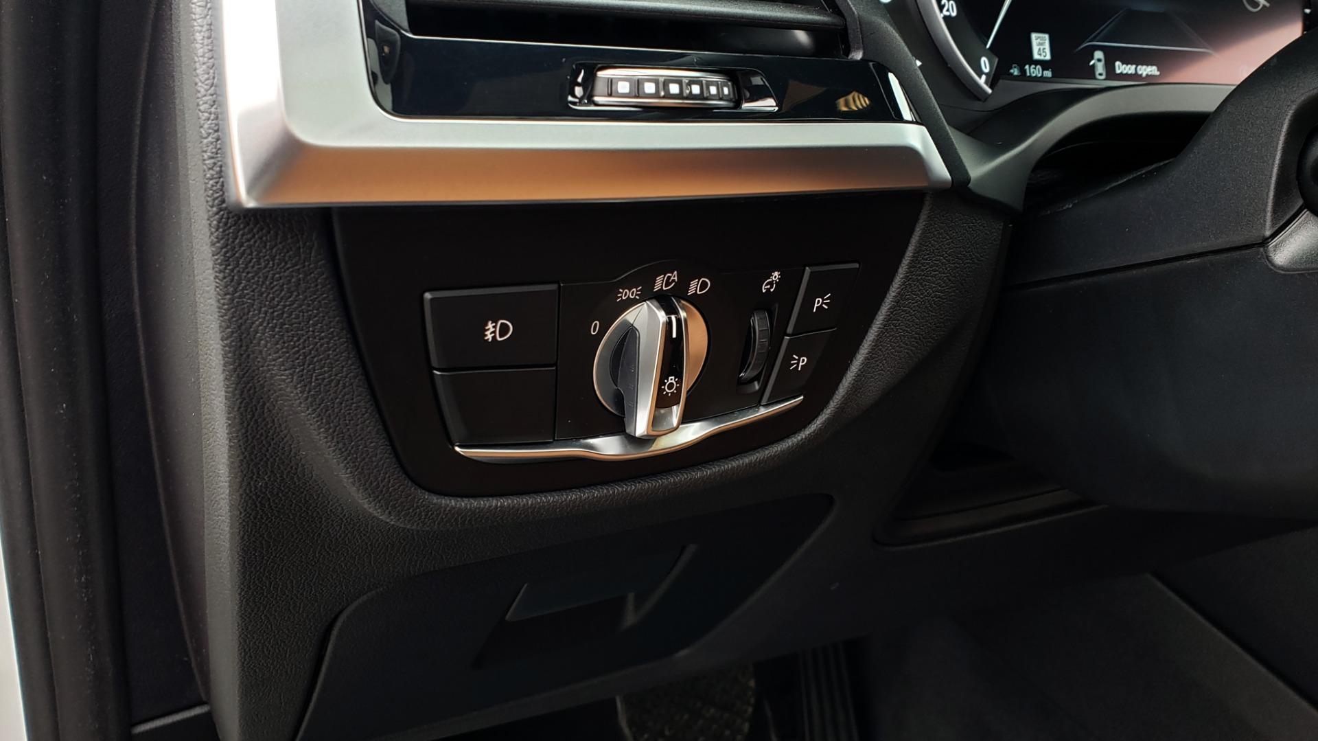 Used 2018 BMW X3 XDRIVE30I / LUX PKG / PREM PKG / CONV PKG / PDC / APPLE CARPLAY for sale Sold at Formula Imports in Charlotte NC 28227 41