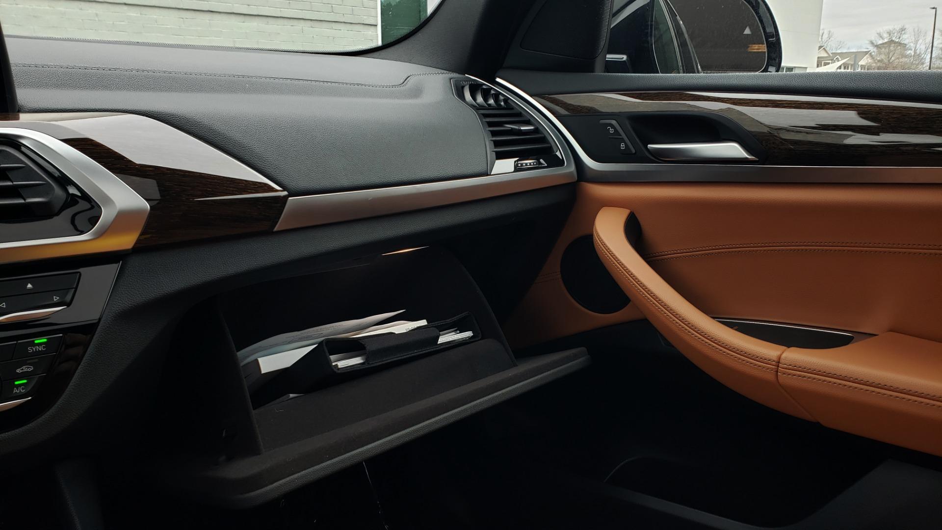 Used 2018 BMW X3 XDRIVE30I / LUX PKG / PREM PKG / CONV PKG / PDC / APPLE CARPLAY for sale Sold at Formula Imports in Charlotte NC 28227 55