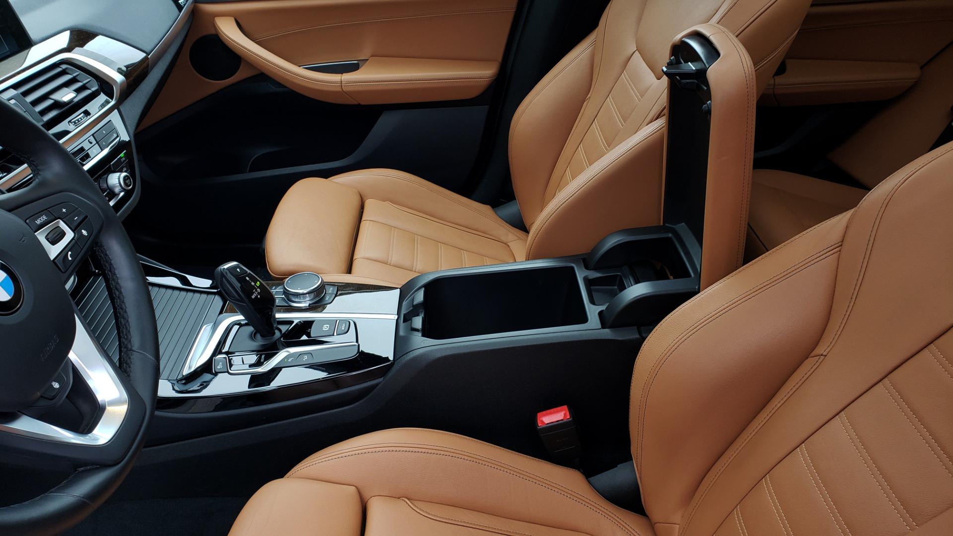 Used 2018 BMW X3 XDRIVE30I / LUX PKG / PREM PKG / CONV PKG / PDC / APPLE CARPLAY for sale Sold at Formula Imports in Charlotte NC 28227 59