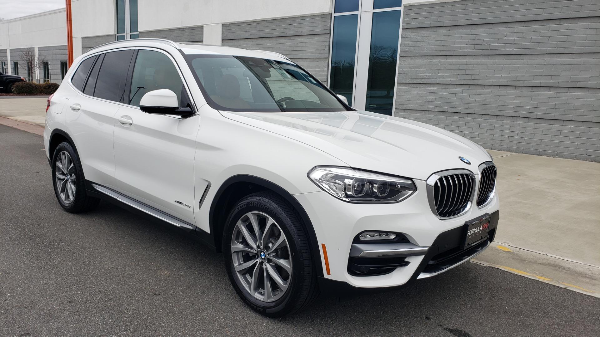 Used 2018 BMW X3 XDRIVE30I / LUX PKG / PREM PKG / CONV PKG / PDC / APPLE CARPLAY for sale Sold at Formula Imports in Charlotte NC 28227 6