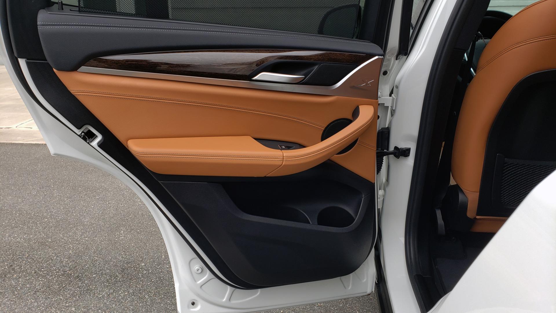 Used 2018 BMW X3 XDRIVE30I / LUX PKG / PREM PKG / CONV PKG / PDC / APPLE CARPLAY for sale Sold at Formula Imports in Charlotte NC 28227 60