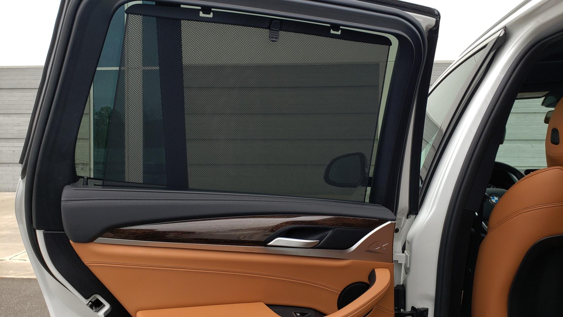 Used 2018 BMW X3 XDRIVE30I / LUX PKG / PREM PKG / CONV PKG / PDC / APPLE CARPLAY for sale Sold at Formula Imports in Charlotte NC 28227 61