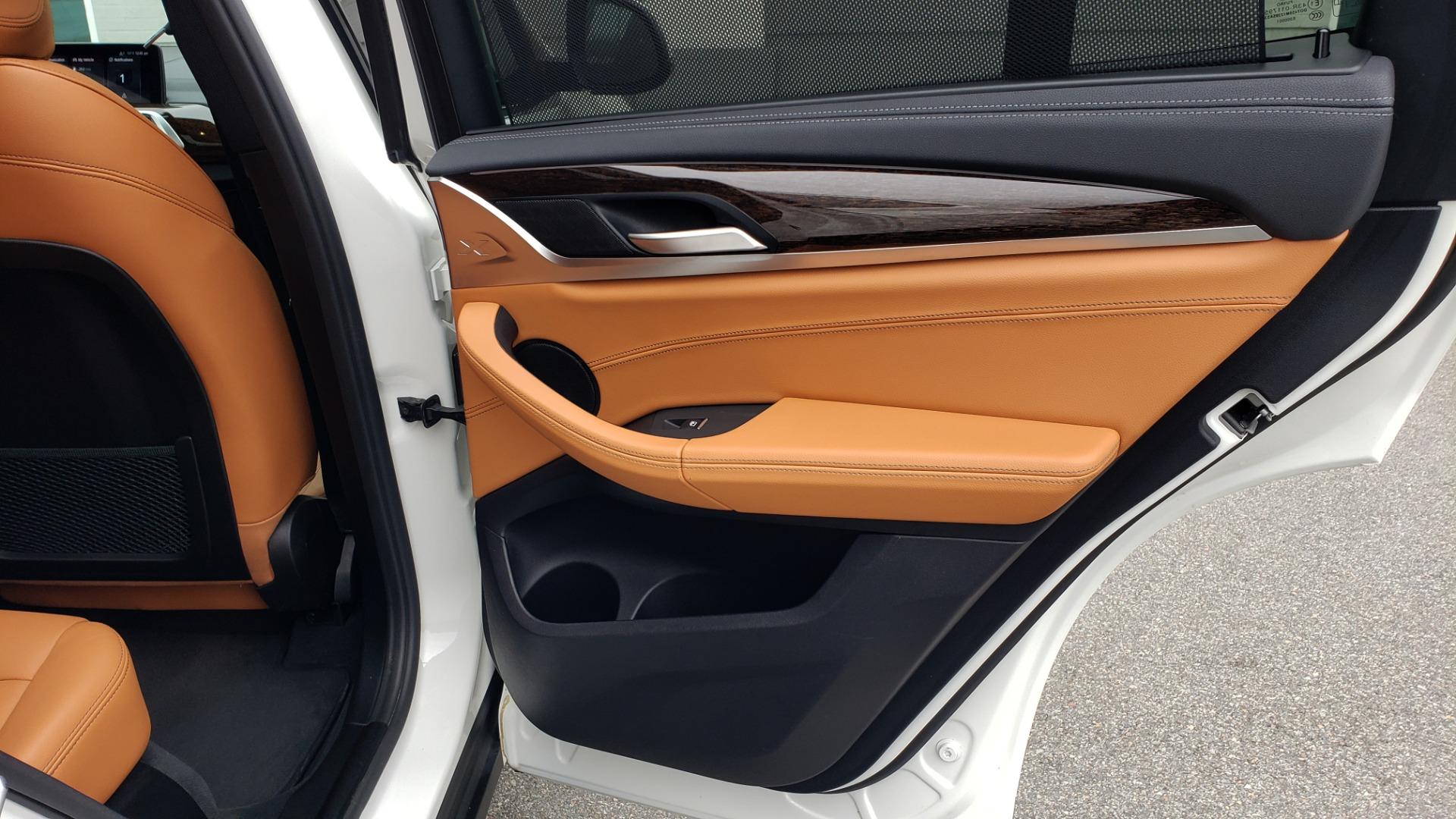 Used 2018 BMW X3 XDRIVE30I / LUX PKG / PREM PKG / CONV PKG / PDC / APPLE CARPLAY for sale Sold at Formula Imports in Charlotte NC 28227 76