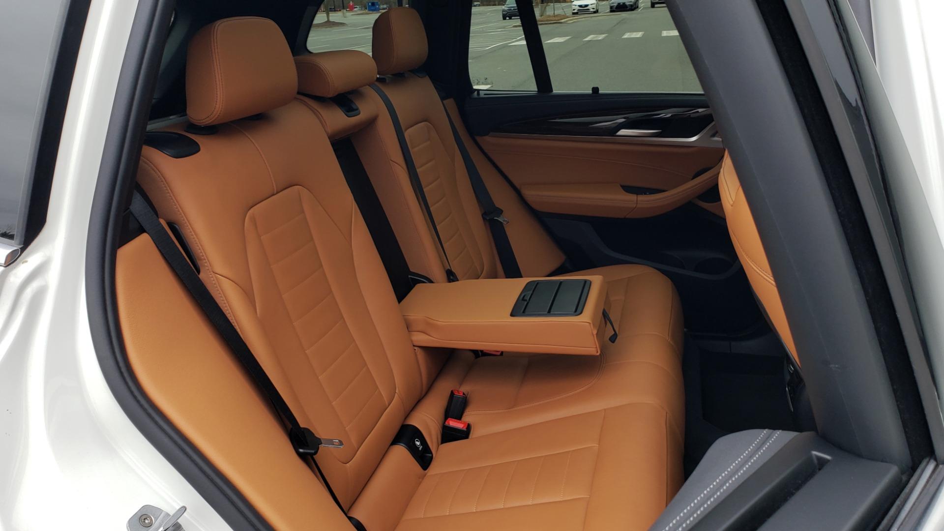 Used 2018 BMW X3 XDRIVE30I / LUX PKG / PREM PKG / CONV PKG / PDC / APPLE CARPLAY for sale Sold at Formula Imports in Charlotte NC 28227 80