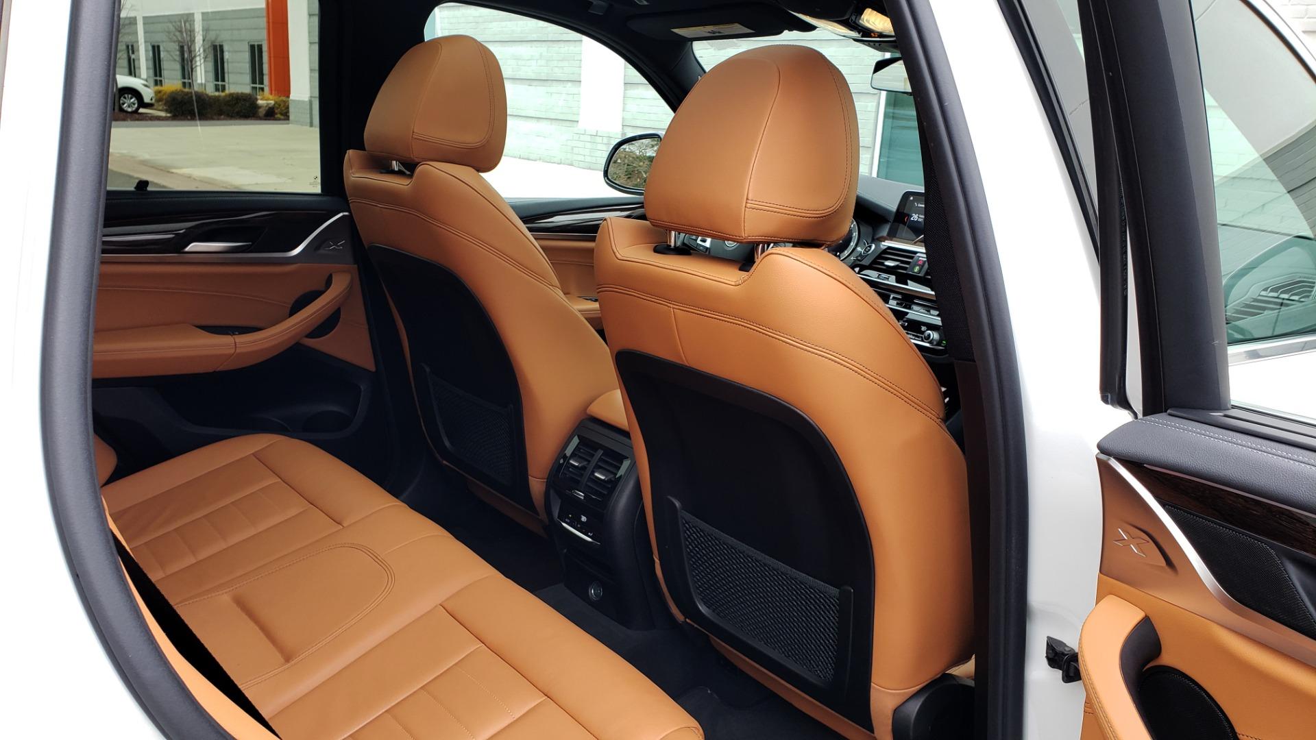 Used 2018 BMW X3 XDRIVE30I / LUX PKG / PREM PKG / CONV PKG / PDC / APPLE CARPLAY for sale Sold at Formula Imports in Charlotte NC 28227 82