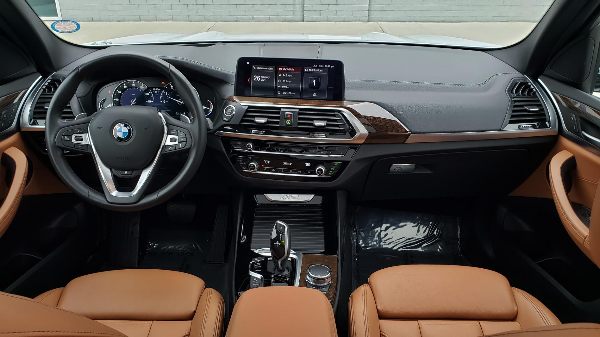 Used 2018 BMW X3 XDRIVE30I / LUX PKG / PREM PKG / CONV PKG / PDC / APPLE CARPLAY for sale Sold at Formula Imports in Charlotte NC 28227 85