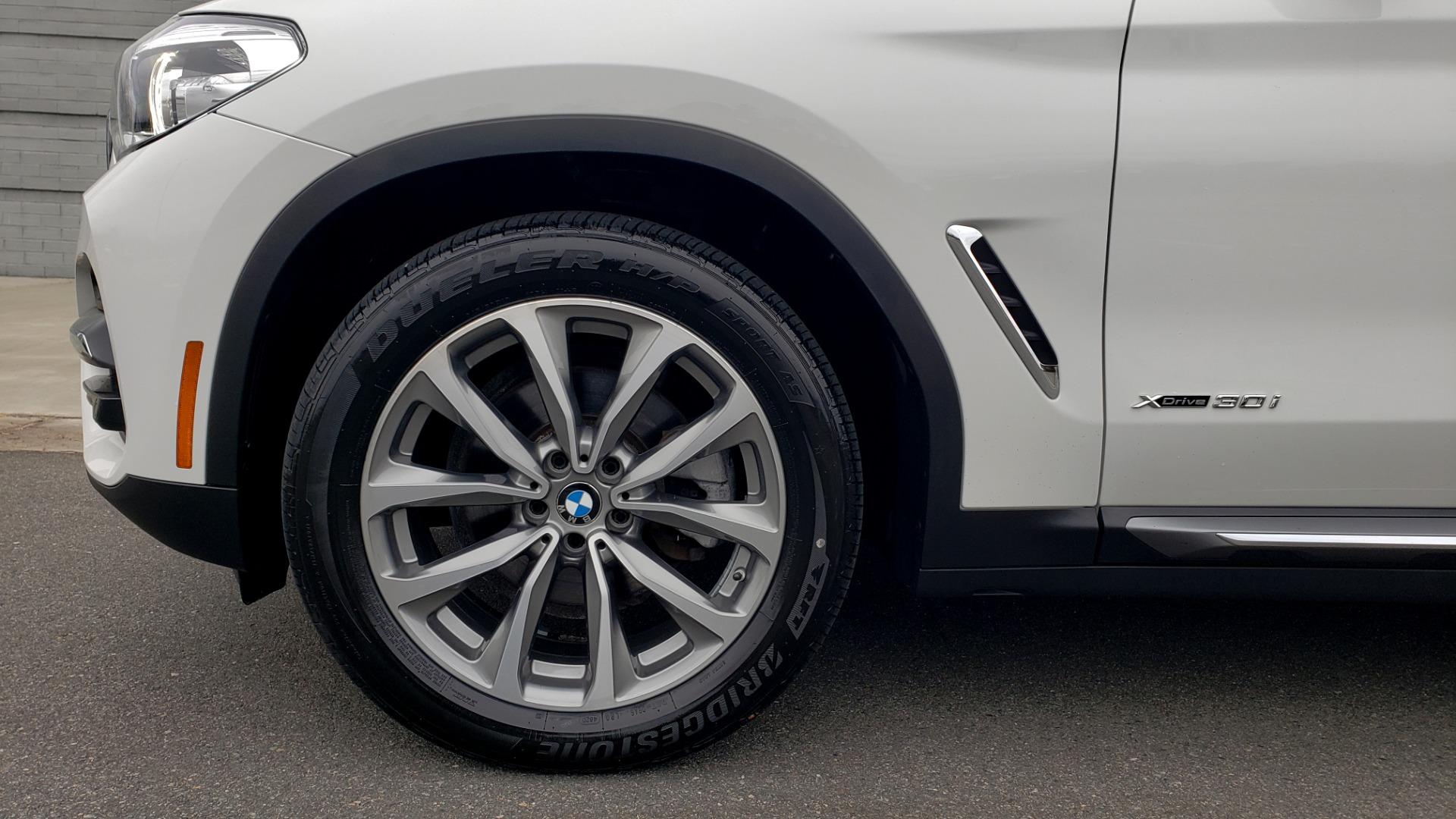 Used 2018 BMW X3 XDRIVE30I / LUX PKG / PREM PKG / CONV PKG / PDC / APPLE CARPLAY for sale Sold at Formula Imports in Charlotte NC 28227 87