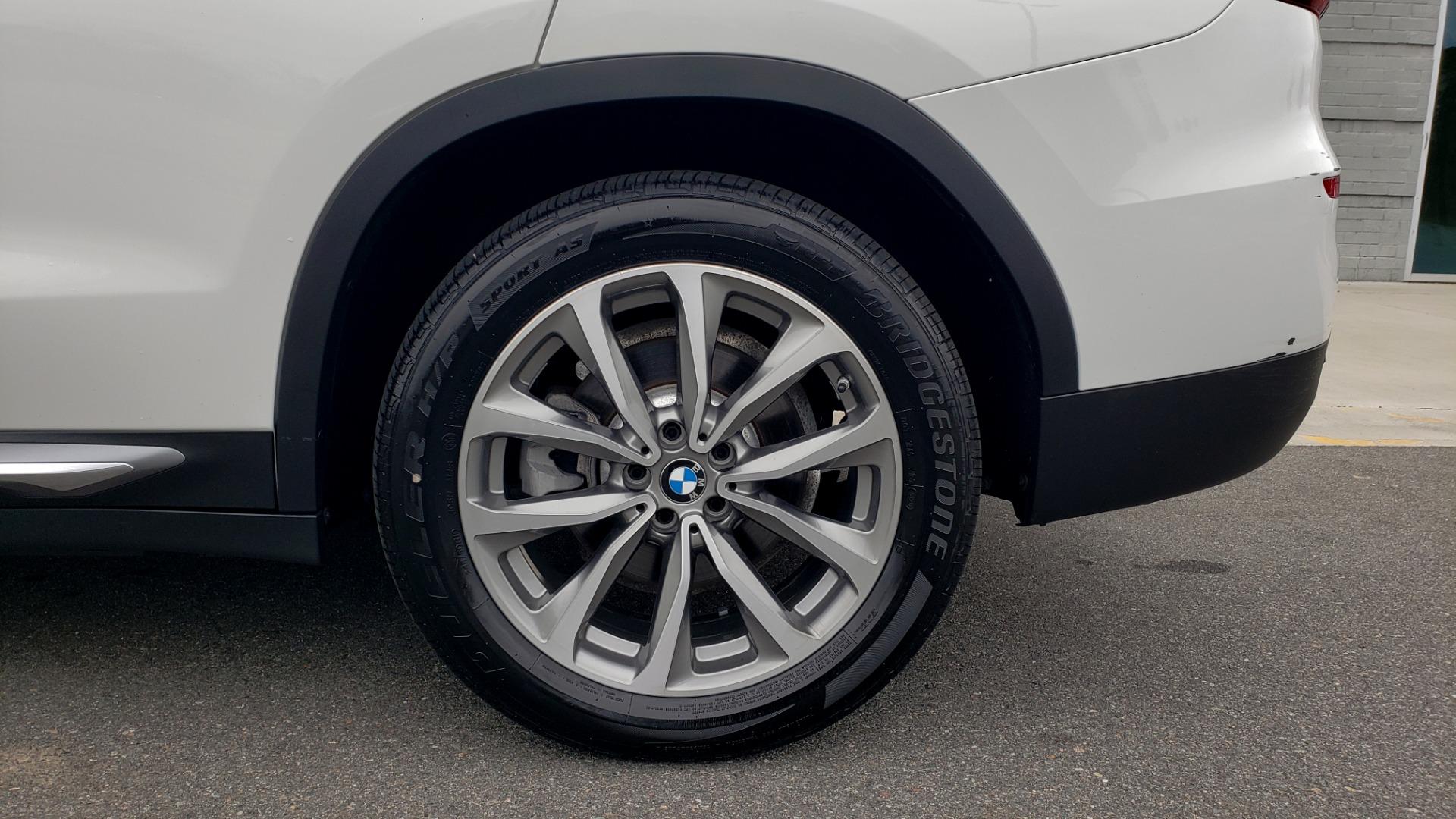 Used 2018 BMW X3 XDRIVE30I / LUX PKG / PREM PKG / CONV PKG / PDC / APPLE CARPLAY for sale Sold at Formula Imports in Charlotte NC 28227 88