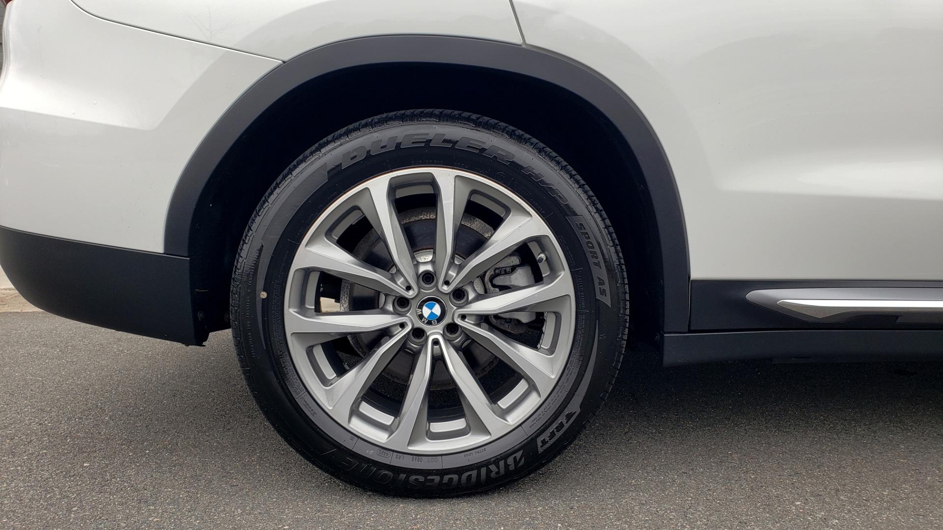 Used 2018 BMW X3 XDRIVE30I / LUX PKG / PREM PKG / CONV PKG / PDC / APPLE CARPLAY for sale Sold at Formula Imports in Charlotte NC 28227 89