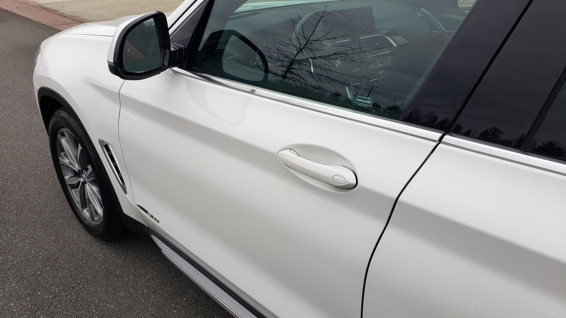 Used 2018 BMW X3 XDRIVE30I / LUX PKG / PREM PKG / CONV PKG / PDC / APPLE CARPLAY for sale Sold at Formula Imports in Charlotte NC 28227 9