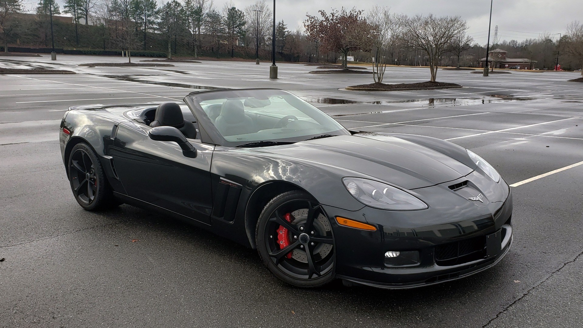 Used 2012 Chevrolet CORVETTE Z16 GRAND SPORT 3LT CONVERTIBLE / 6-SPD AUTO / NAV for sale Sold at Formula Imports in Charlotte NC 28227 31