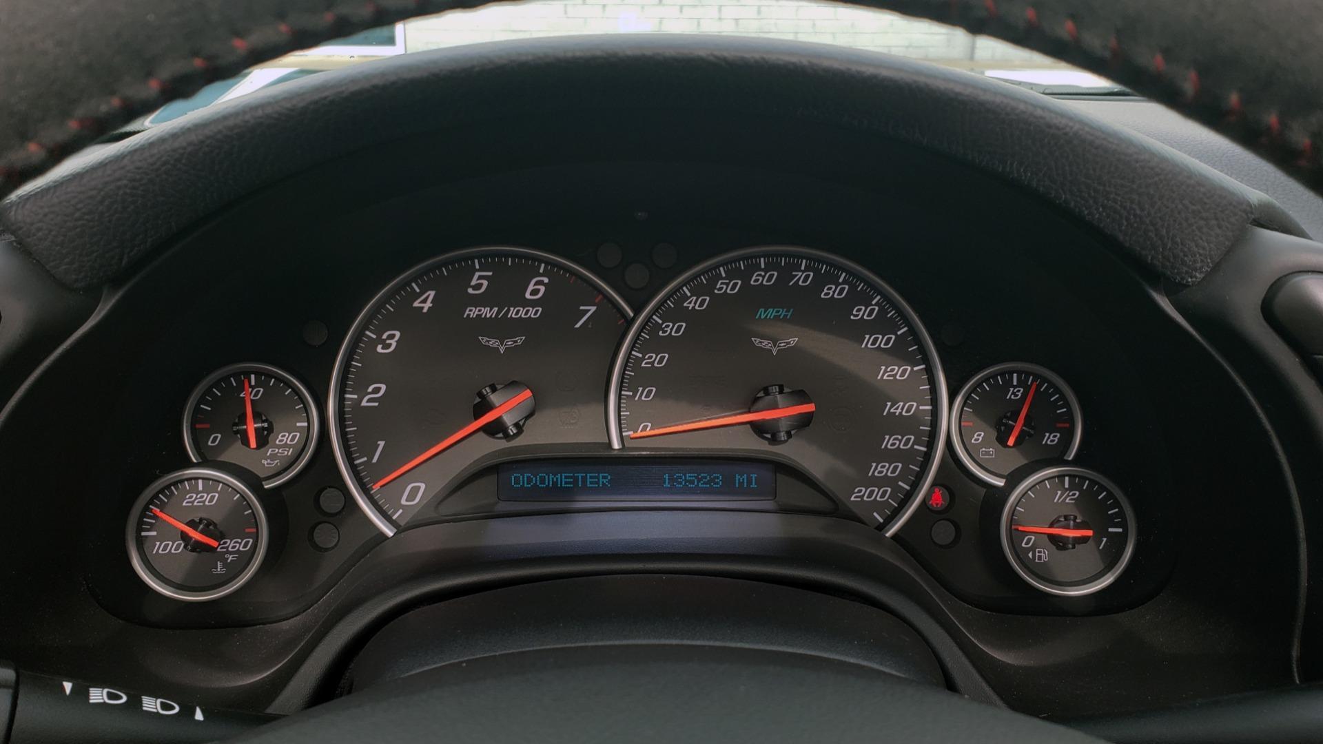 Used 2012 Chevrolet CORVETTE Z16 GRAND SPORT 3LT CONVERTIBLE / 6-SPD AUTO / NAV for sale $38,990 at Formula Imports in Charlotte NC 28227 34