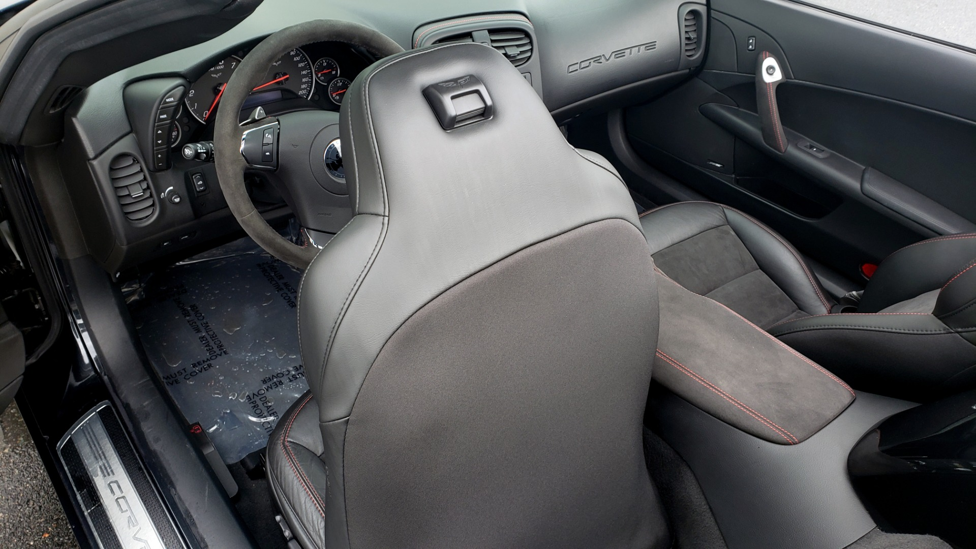 Used 2012 Chevrolet CORVETTE Z16 GRAND SPORT 3LT CONVERTIBLE / 6-SPD AUTO / NAV for sale $38,990 at Formula Imports in Charlotte NC 28227 68