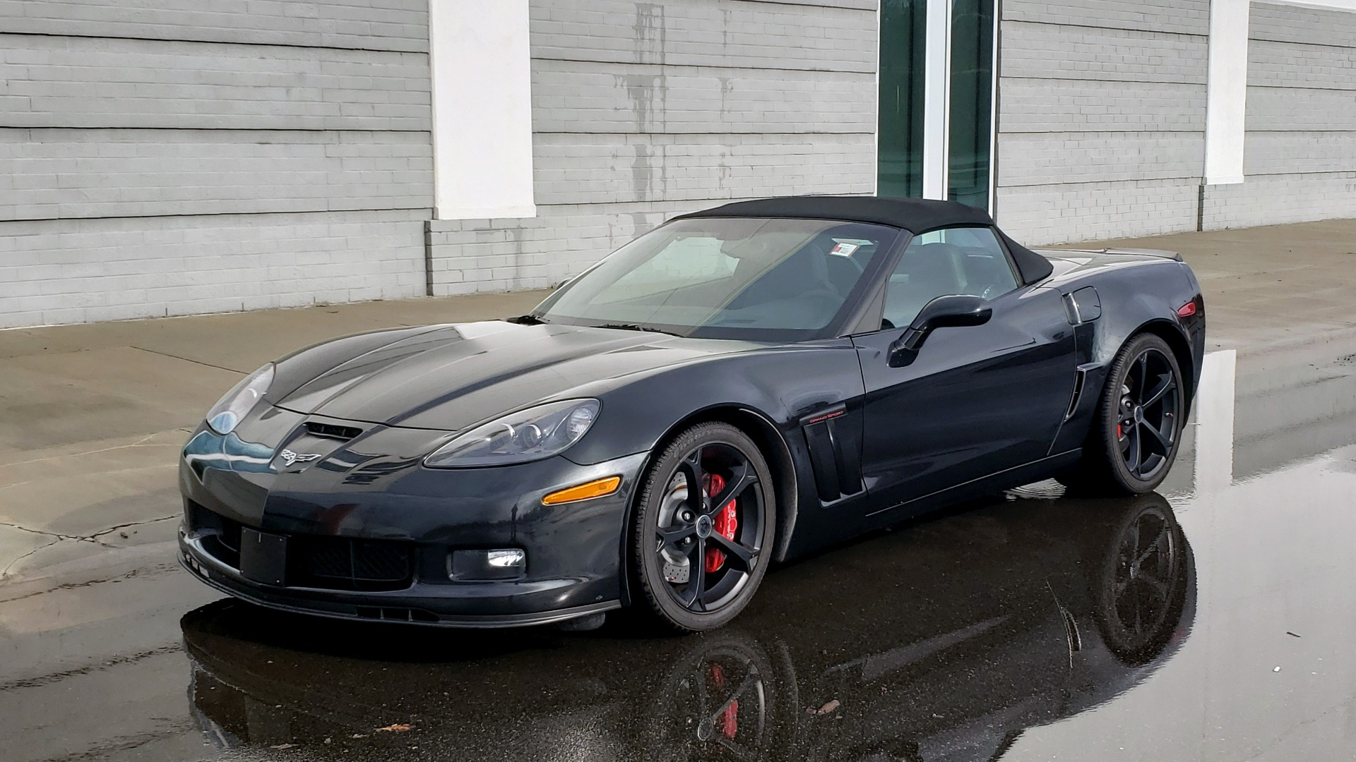 Used 2012 Chevrolet CORVETTE Z16 GRAND SPORT 3LT CONVERTIBLE / 6-SPD AUTO / NAV for sale Sold at Formula Imports in Charlotte NC 28227 1