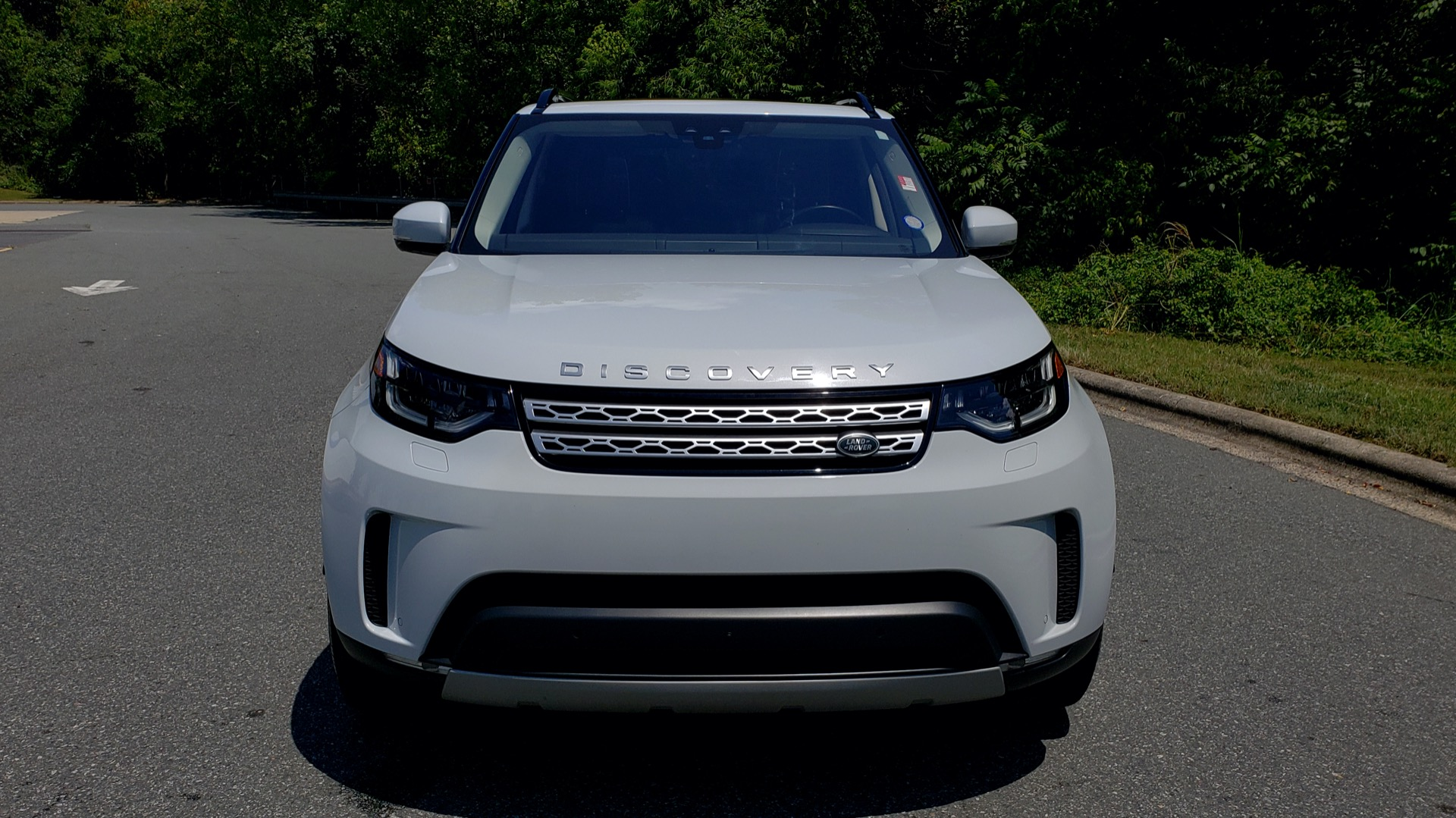 Used 2017 Land Rover DISCOVERY HSE LUXURY / SC V6 / NAV / DRIVE PRO / VISION ASSIST for sale Sold at Formula Imports in Charlotte NC 28227 27